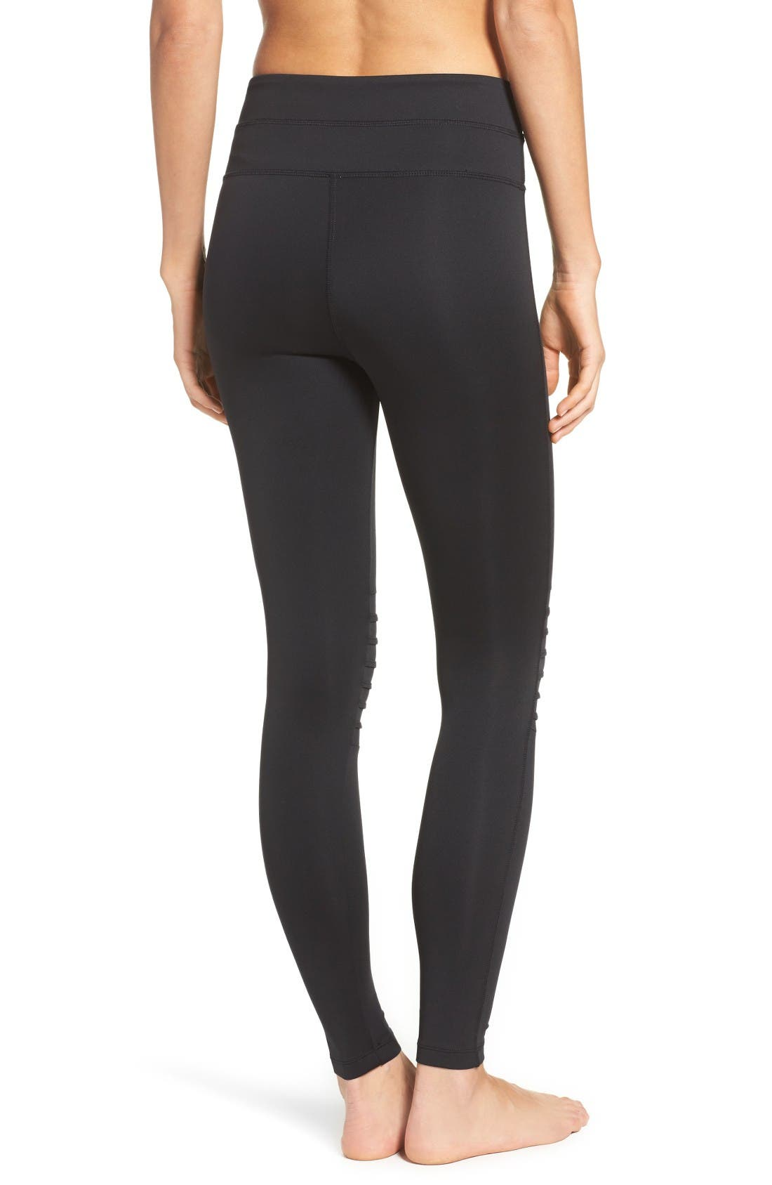 Alternate Image 3  - Free People FP Movement City Slicker High Waist Leggings