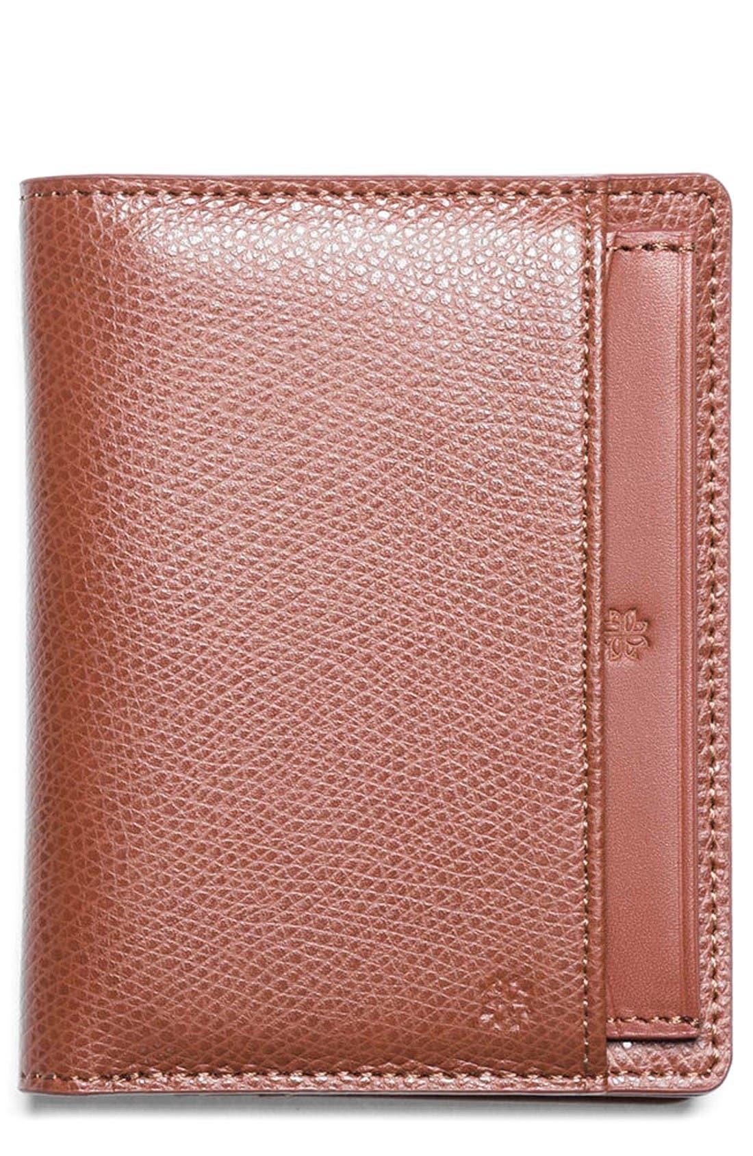 Hook + Albert Leather Bifold Wallet