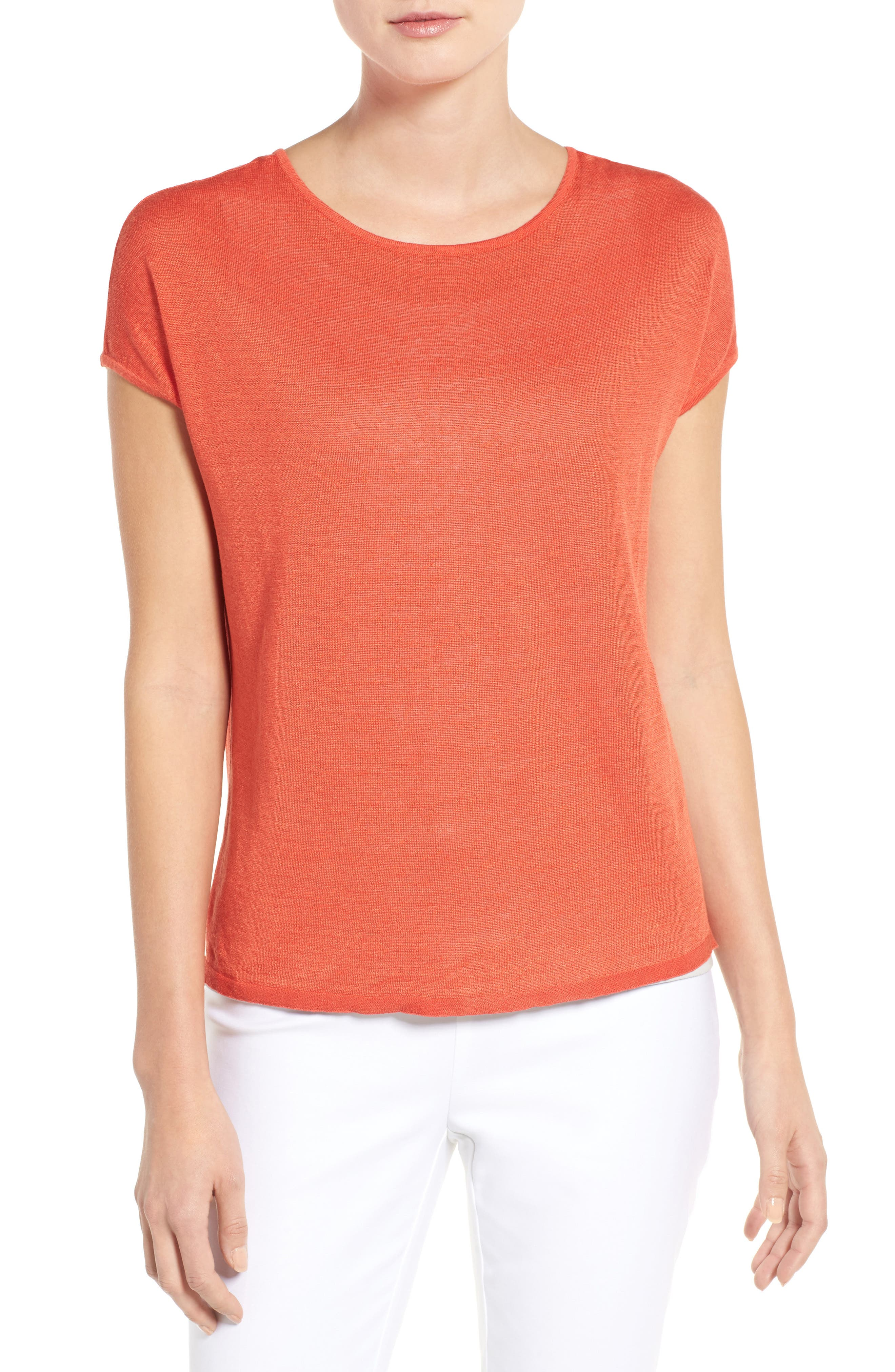 NIC+ZOE Everyday Tissue Weight Tee (Regular & Petite)