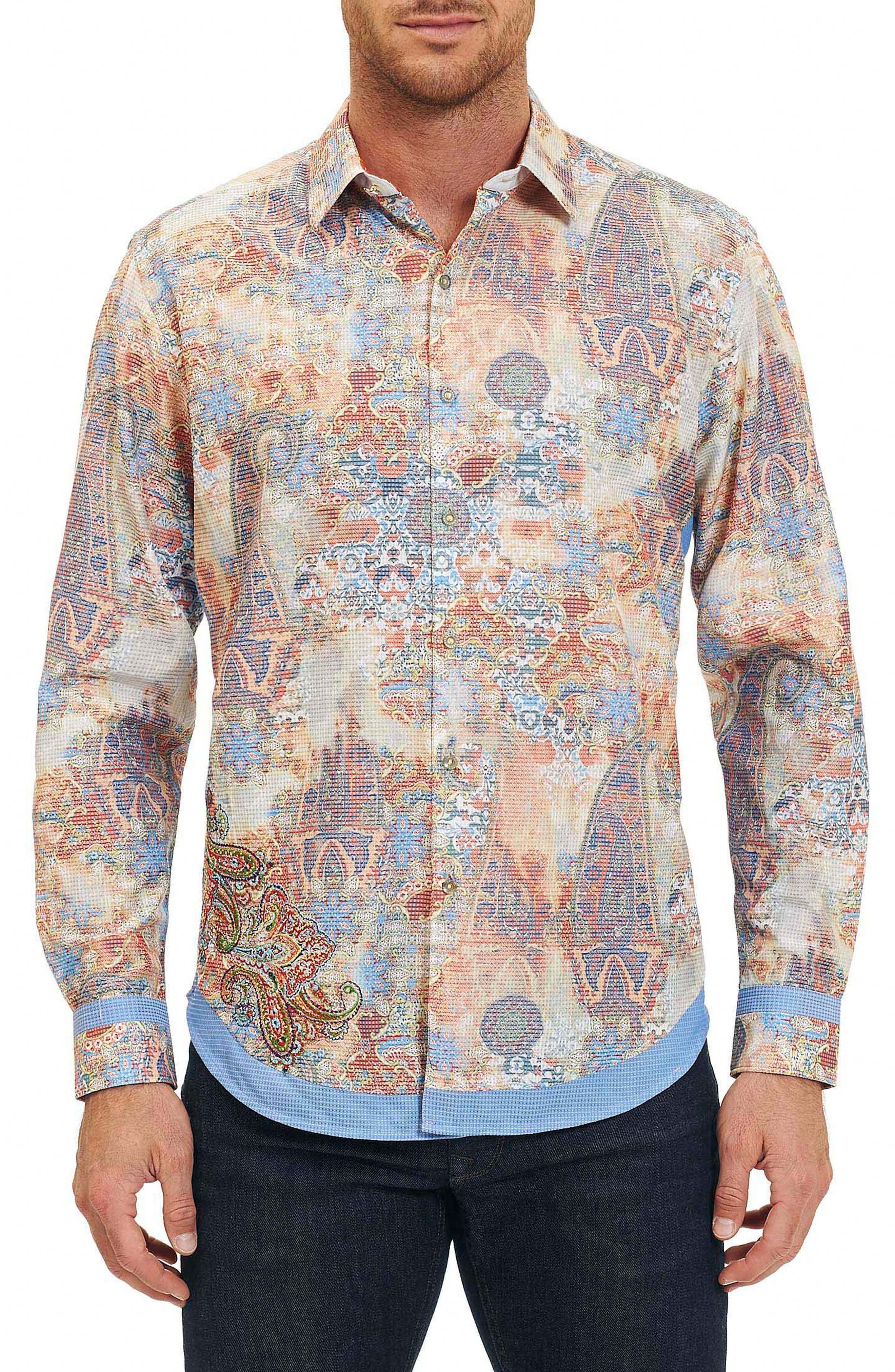 Robert Graham Bollywood Sport Shirt