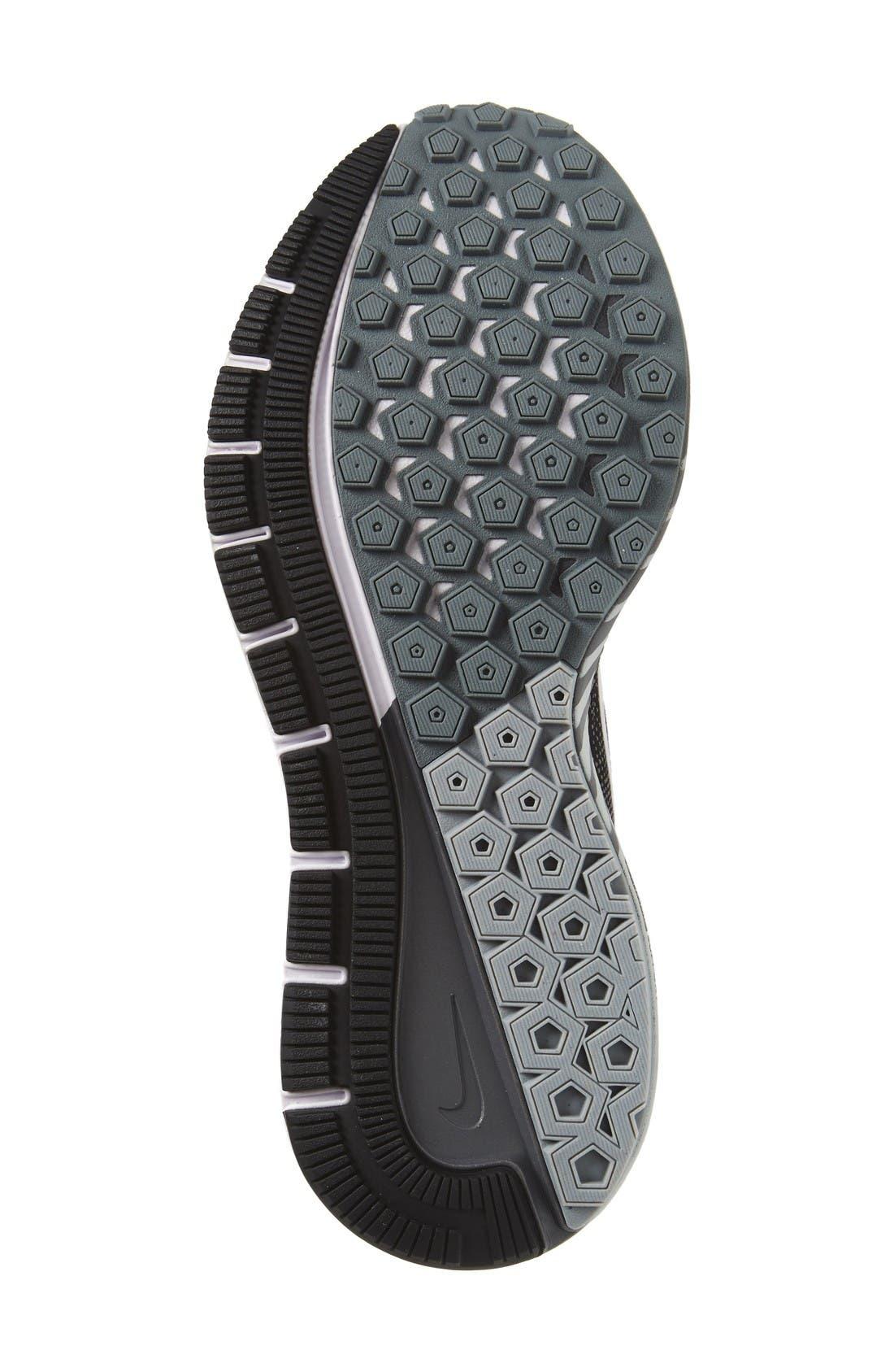 Alternate Image 4  - Nike Air Zoom Structure 20 Running Shoe (Women)