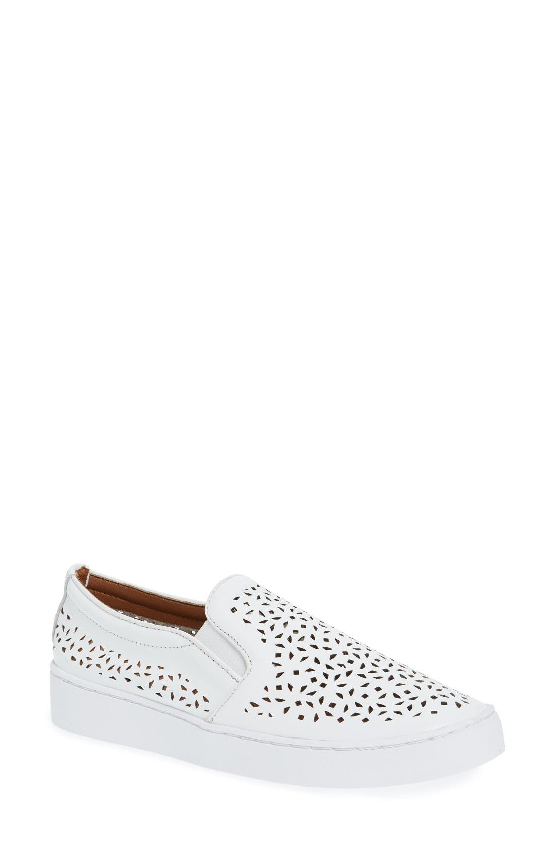 Vionic Perforated Slip-On Sneaker (Women)