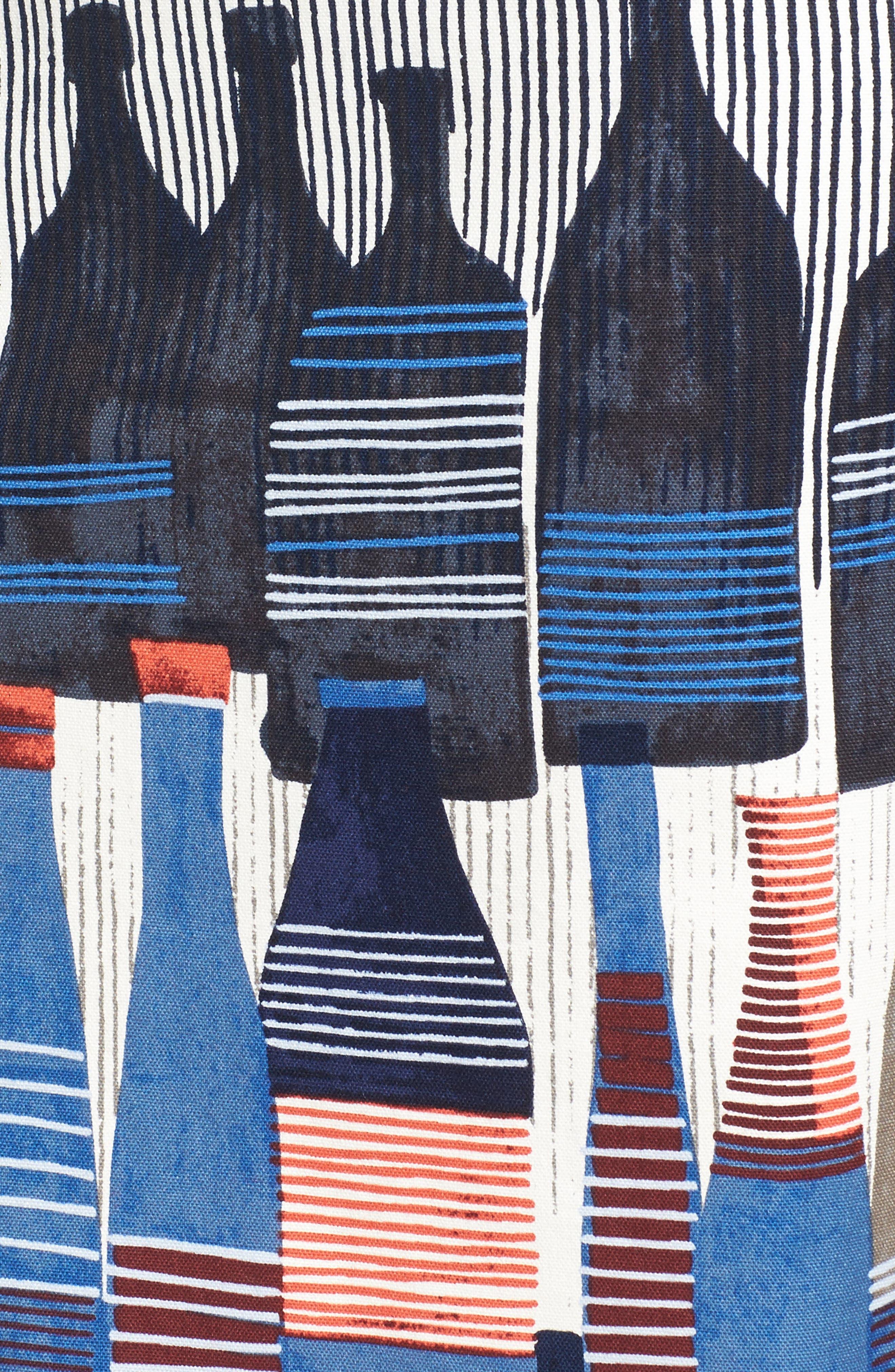 Alternate Image 6  - NIC+ZOE Spring Bottles Skirt (Regular & Petite)
