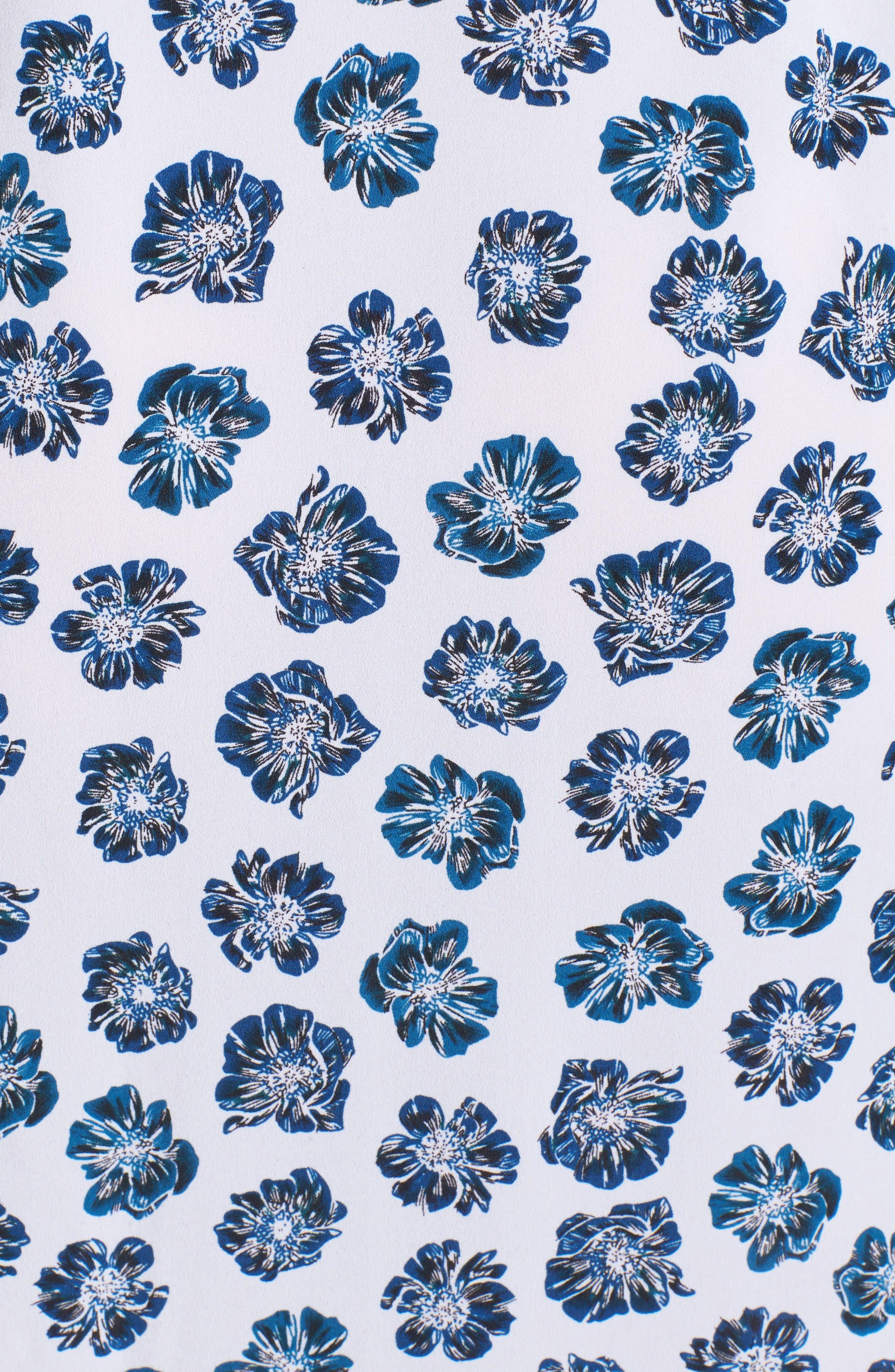 Alternate Image 7  - The Fifth Label Romancing Print Wrap Skirt