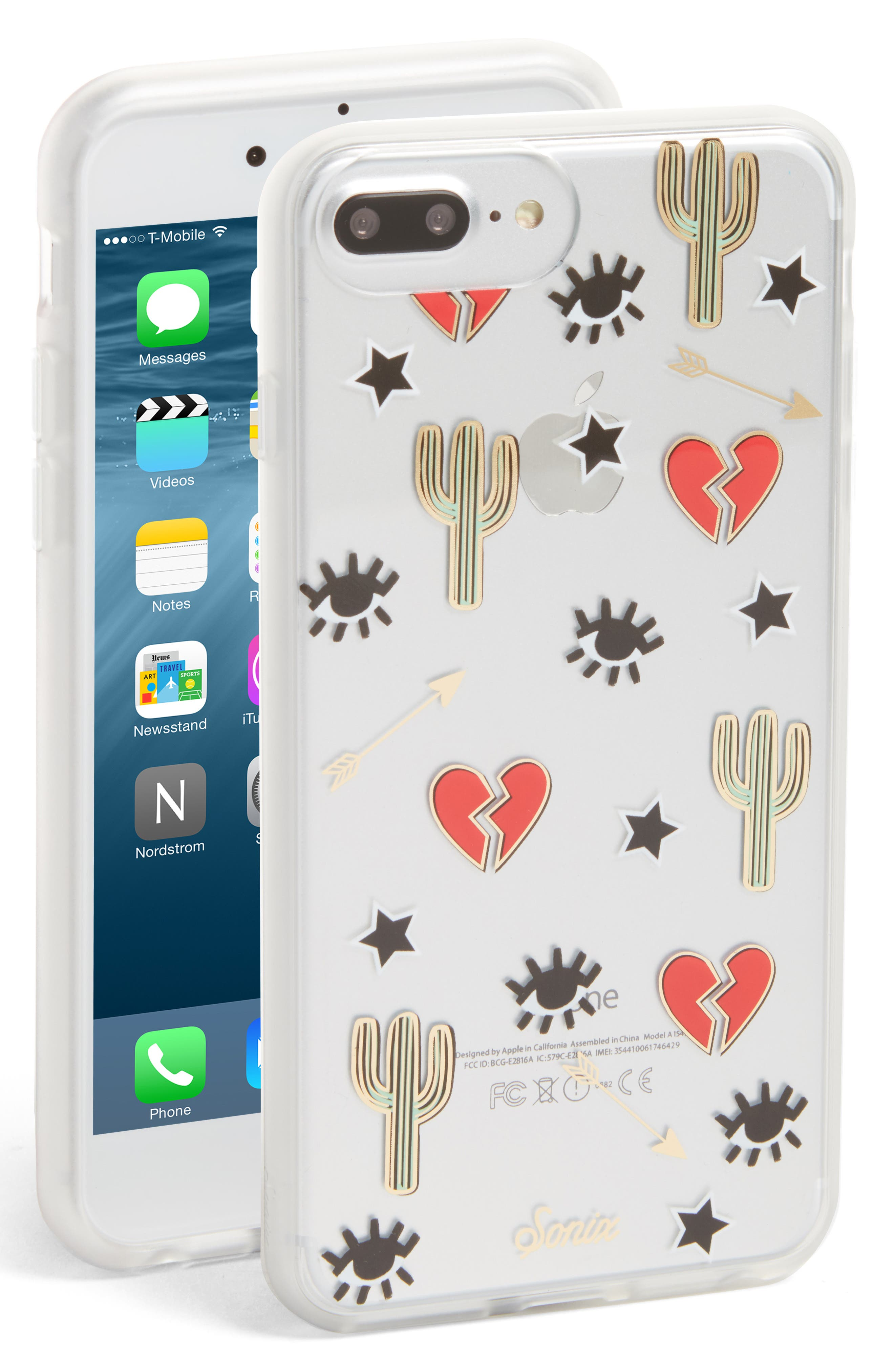 Sonix Love Bandit iPhone 6/7 & 6/7 Plus Case
