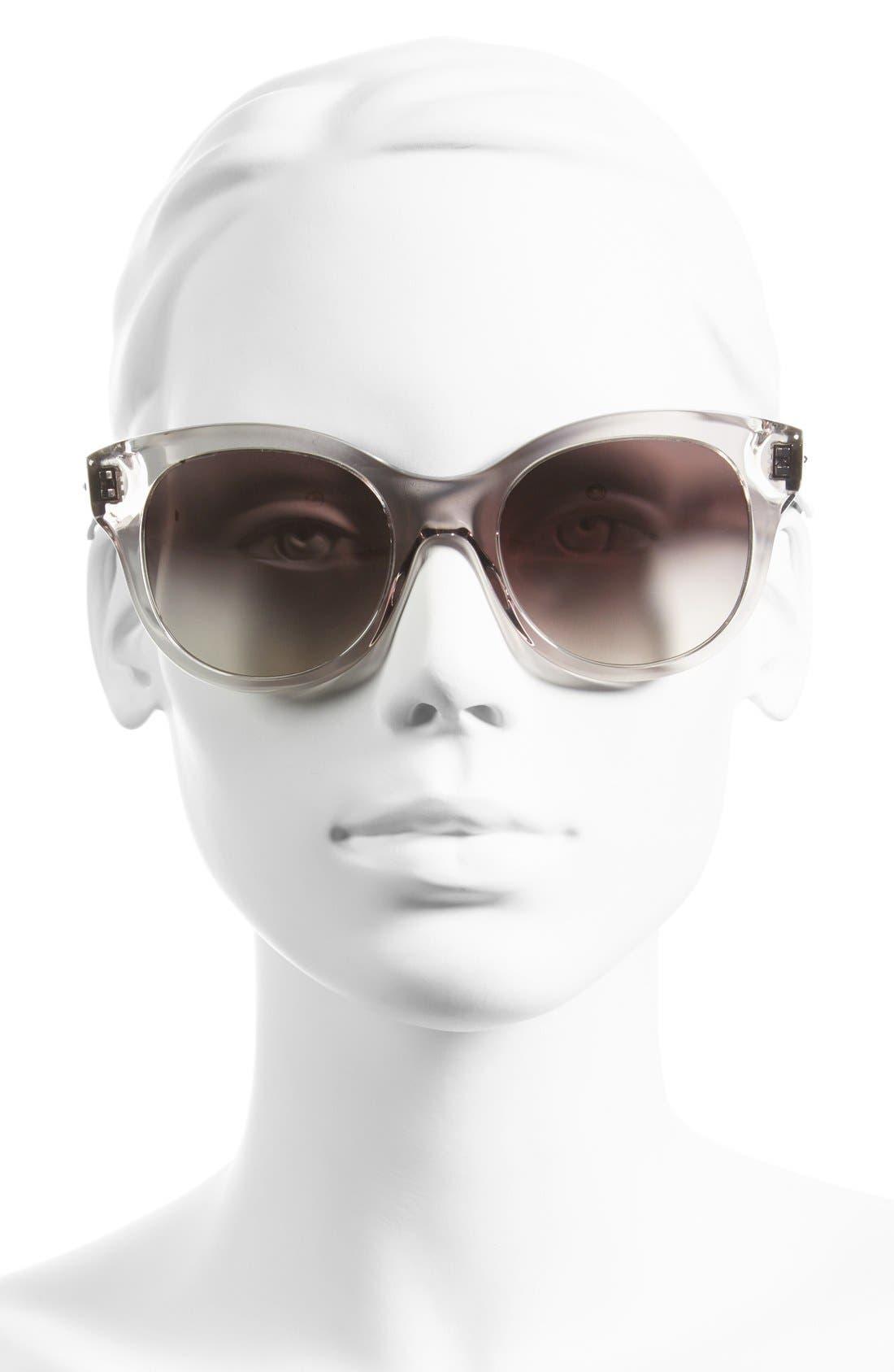 Alternate Image 2  - Oliver Peoples 'Jacey' 53mm Sunglasses