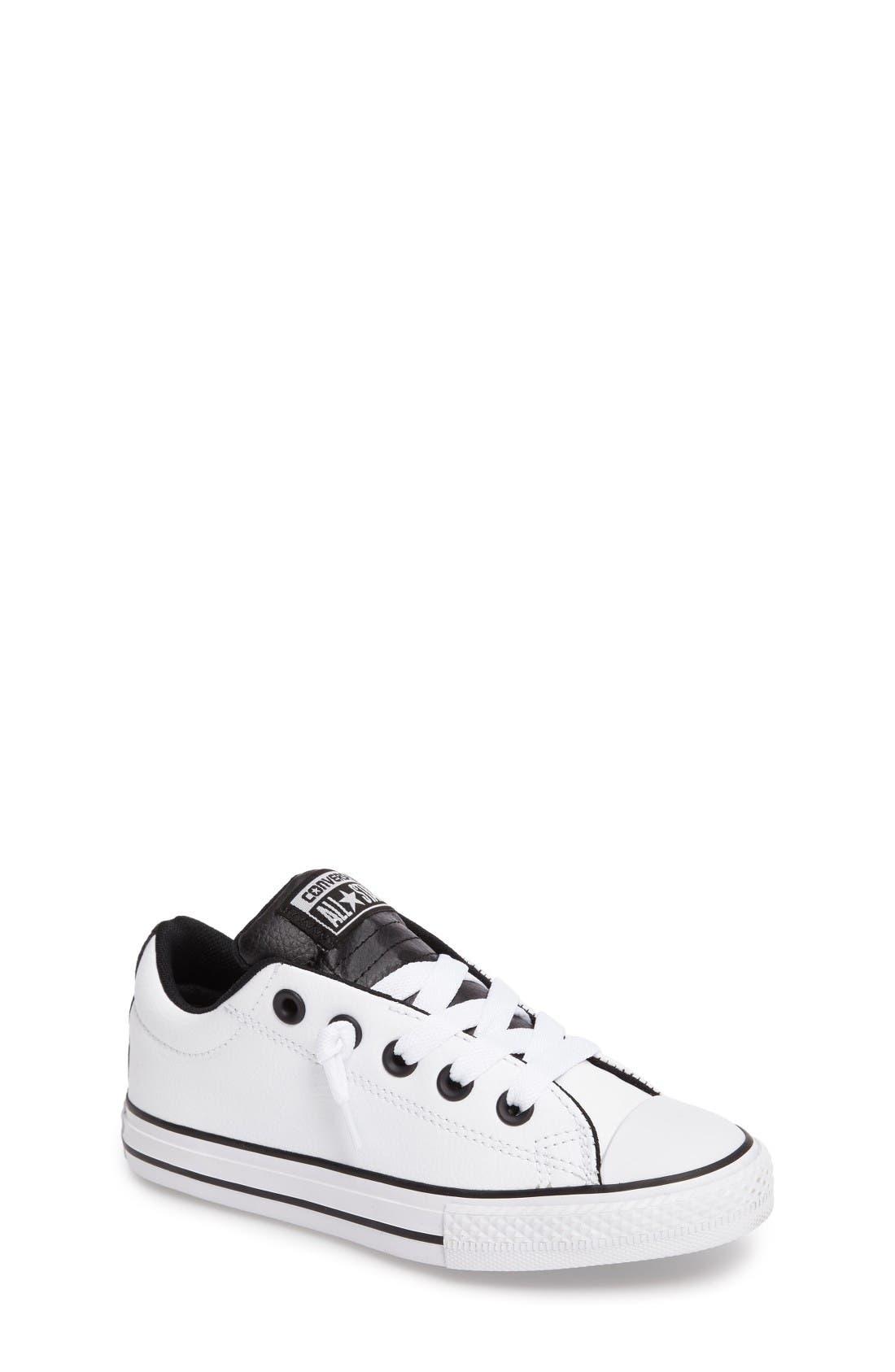 Converse Chuck Taylor® All Star® Street Sneaker (Toddler, Little Kid & Big Kid)