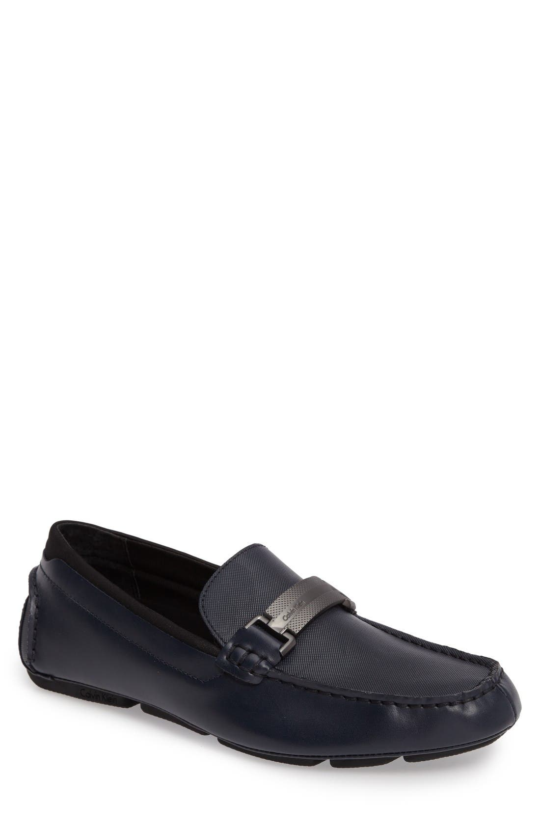 CALVIN KLEIN Maxim Driving Loafer