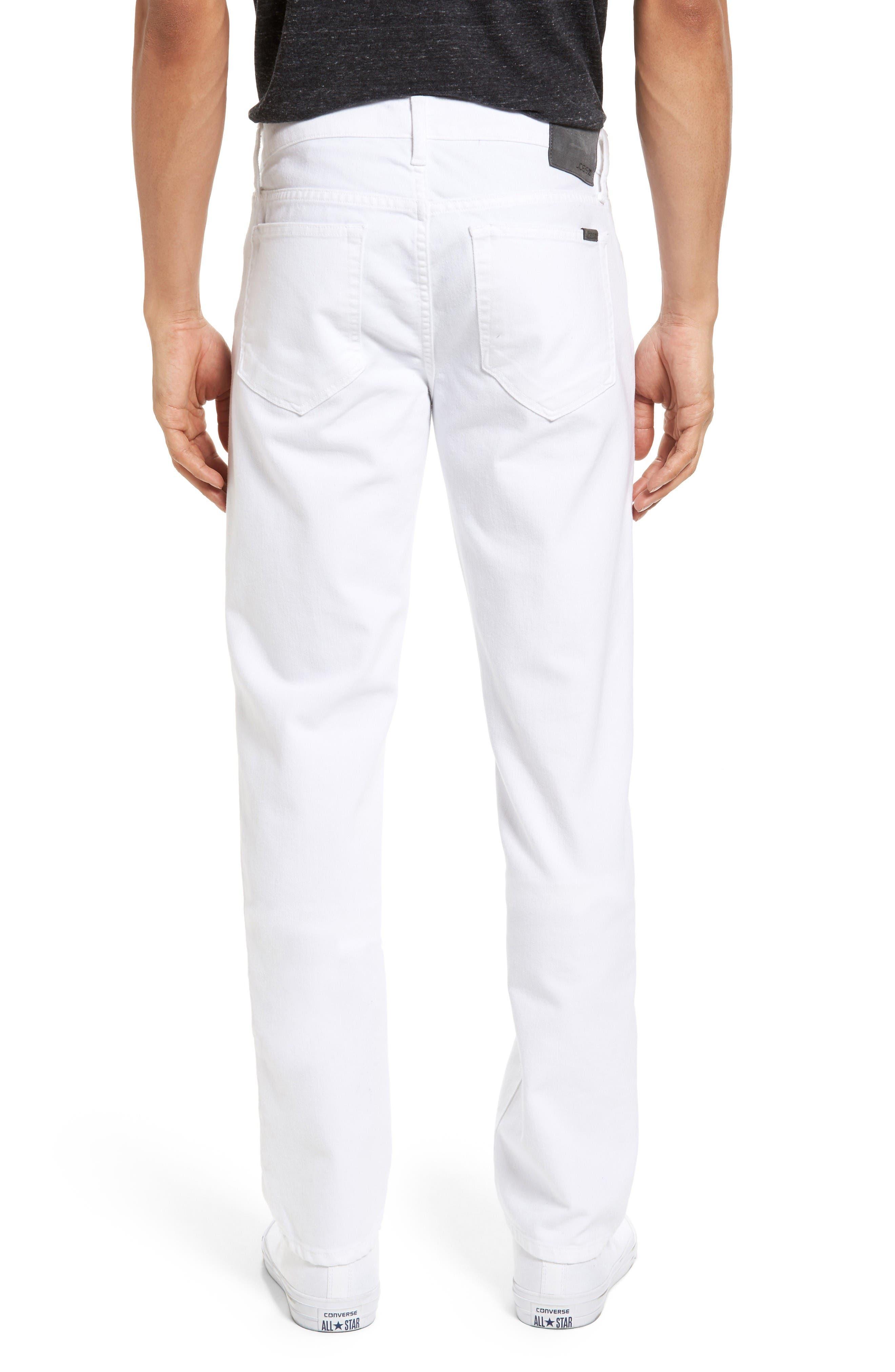 Alternate Image 2  - Joe's Brixton Slim Straight Leg Jeans (Ronan)