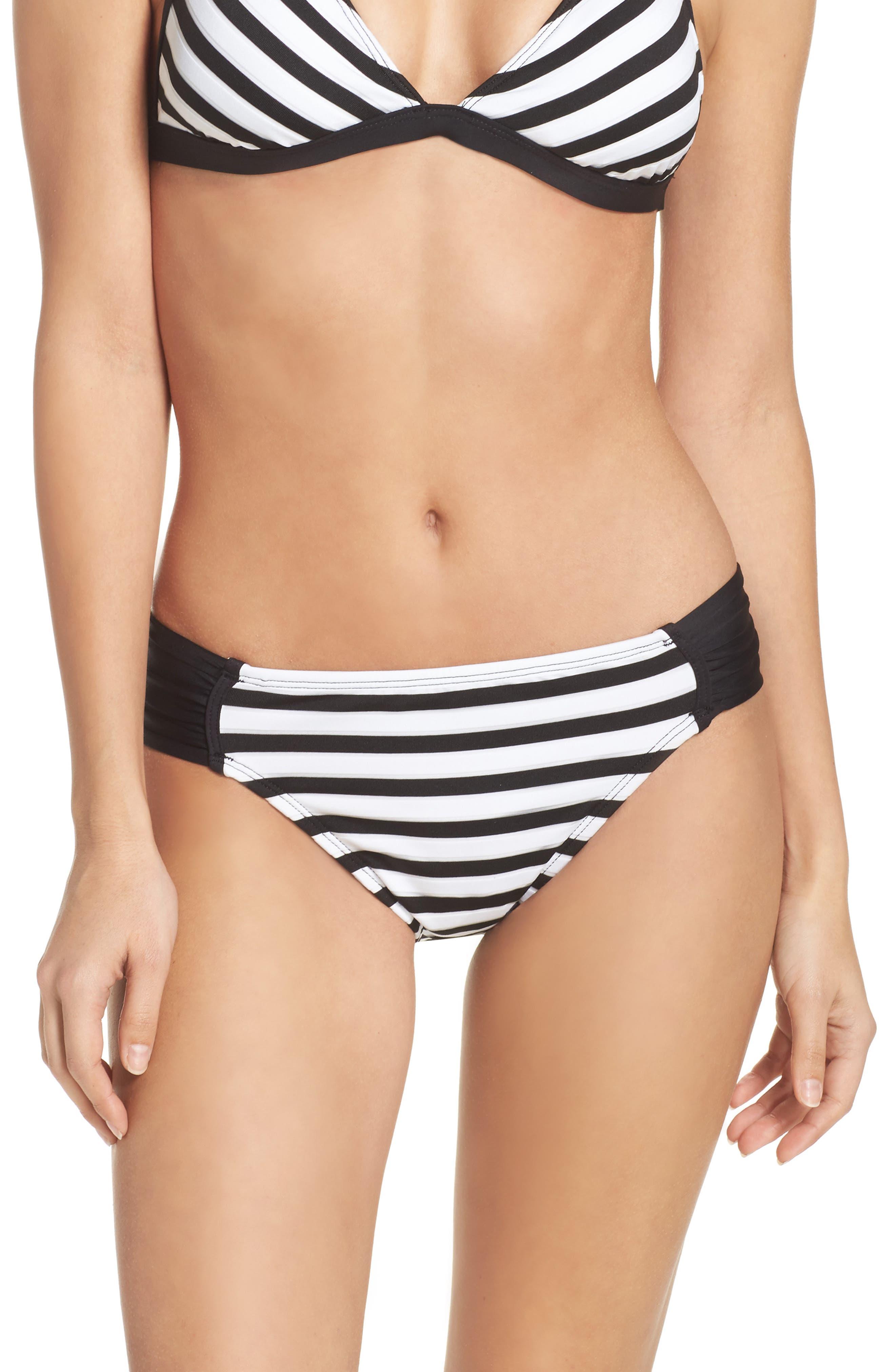 La Blanca Mime Games Bikini Bottoms