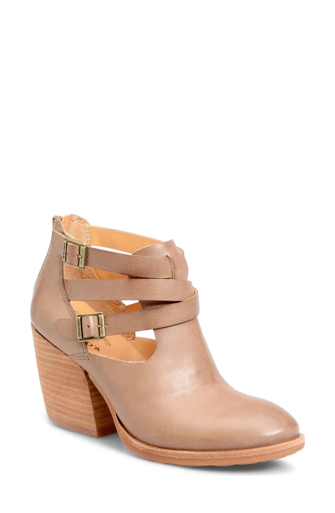 KORK-EASE® 'Stina' Leather Bootie