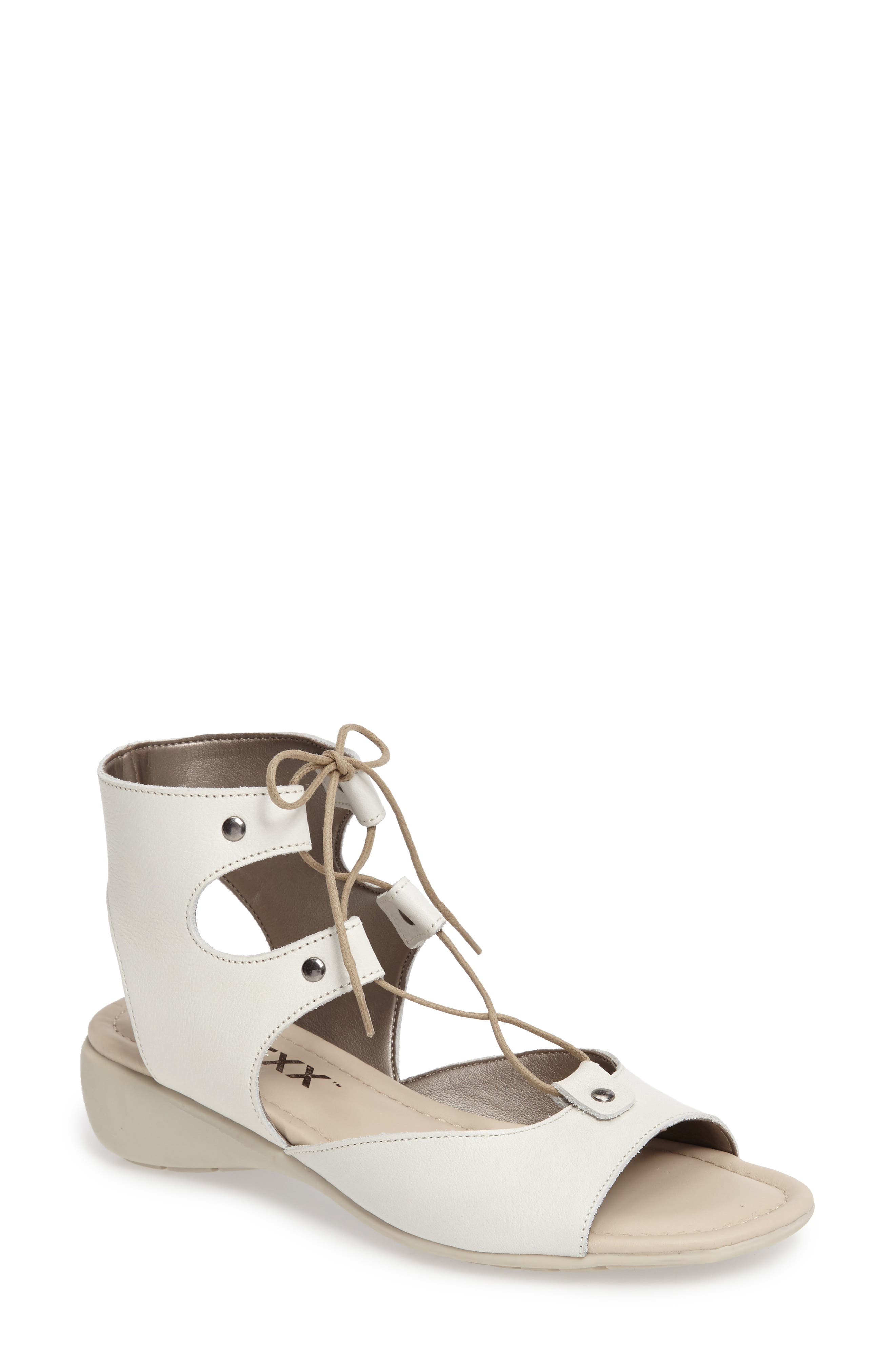 The FLEXX Lace-Up Gladiator Sandal (Women)