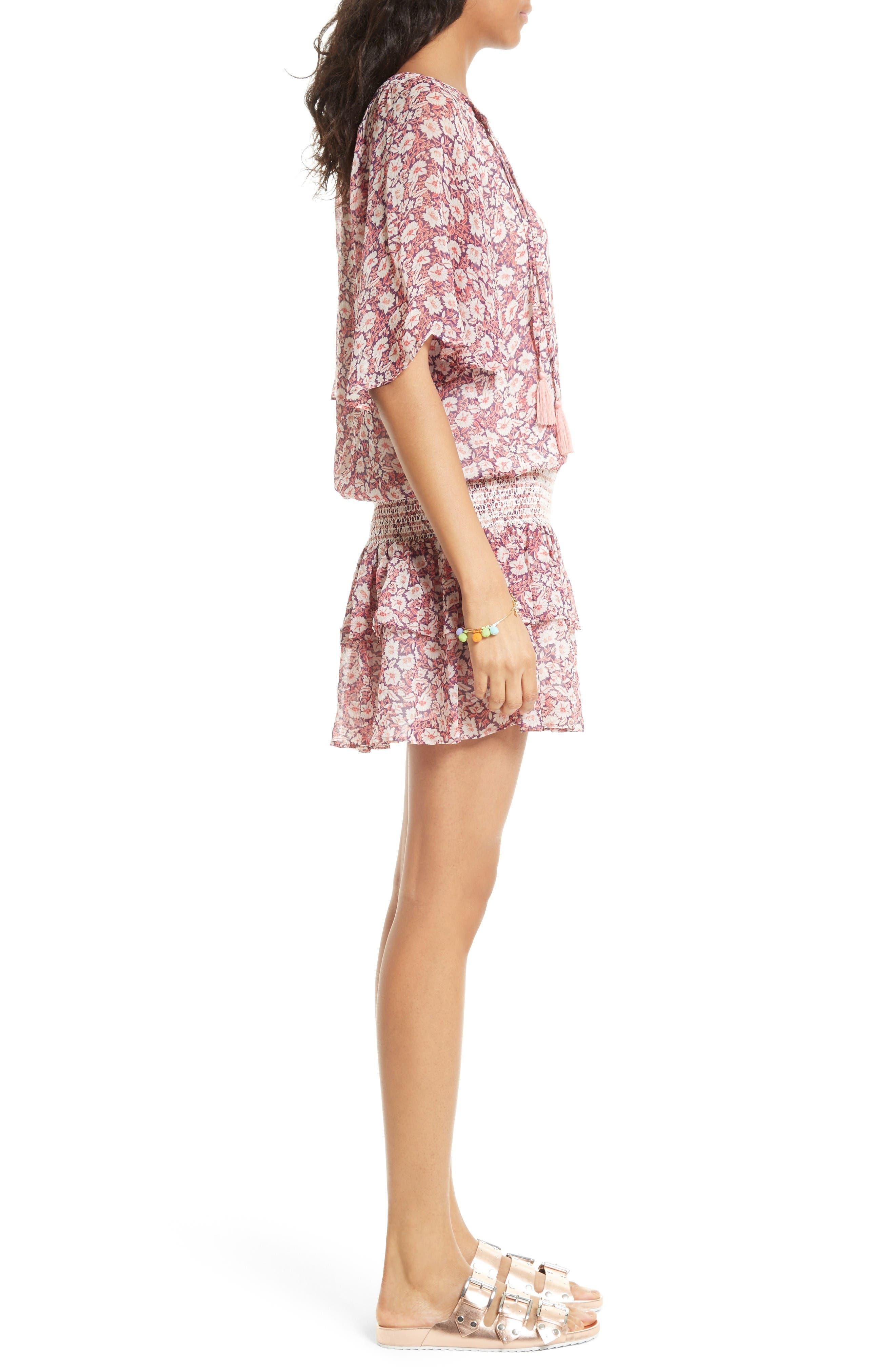 Alternate Image 4  - Rebecca Minkoff Pebble Minidress