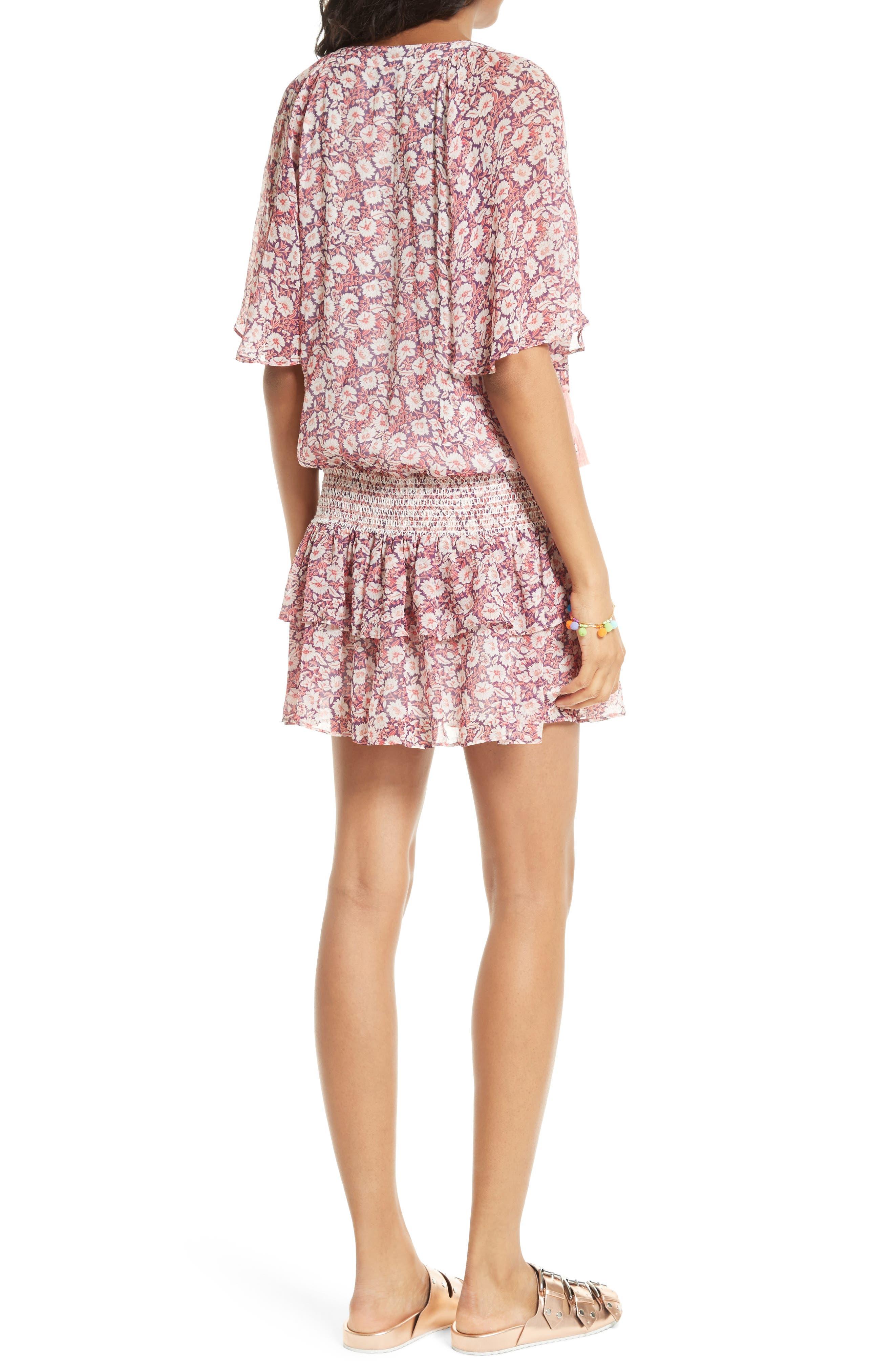 Alternate Image 3  - Rebecca Minkoff Pebble Minidress