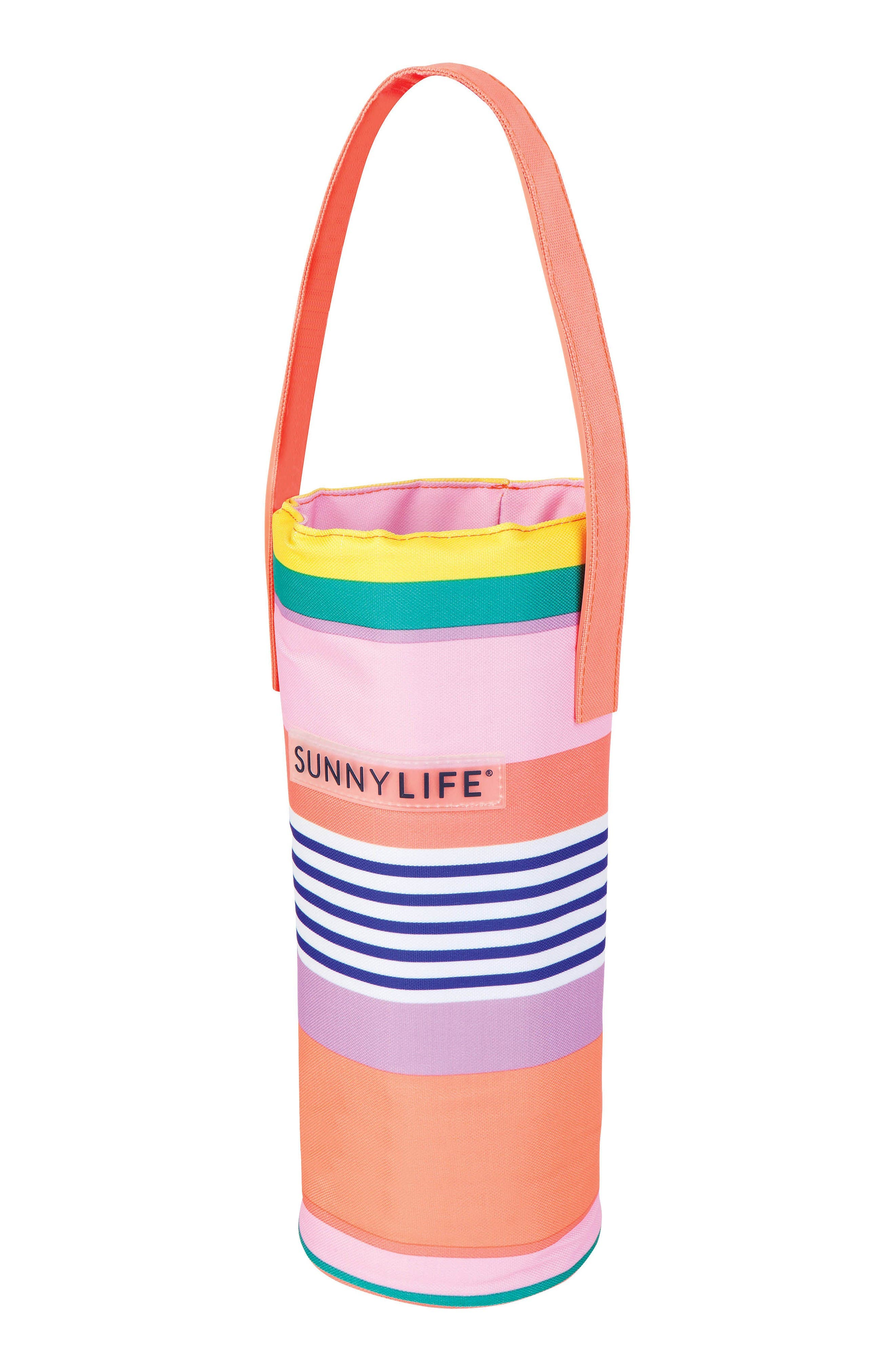 Sunnylife Wine Bottle Tote