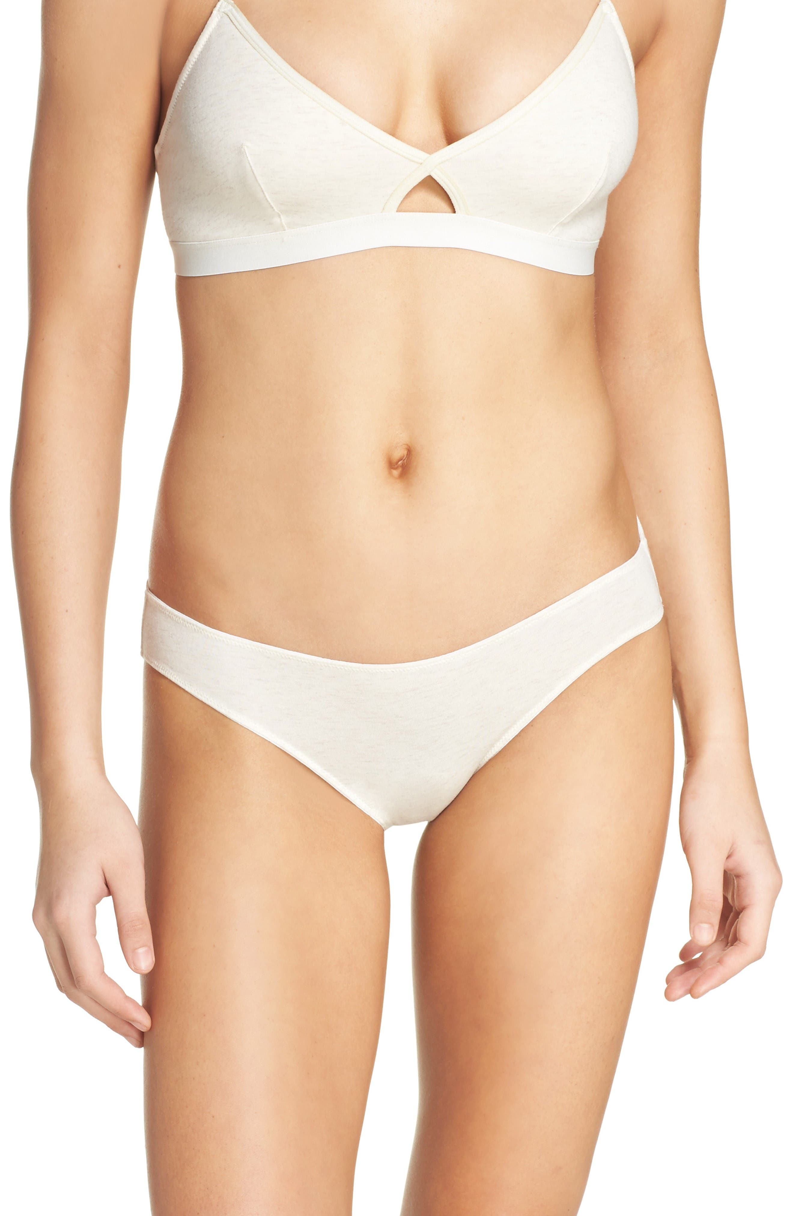 Madewell Jersey Bikini (3 for $ 33)