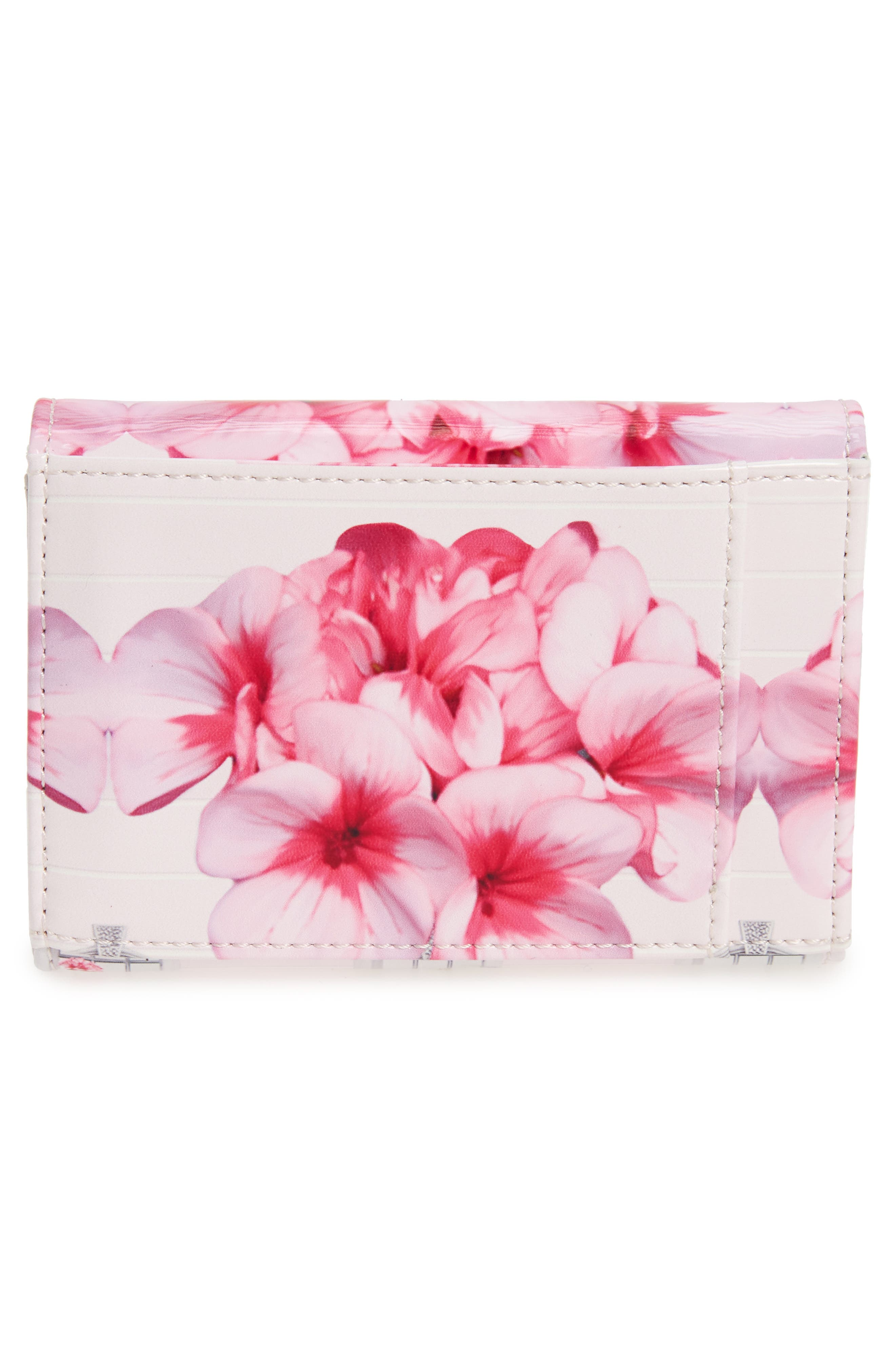 Alternate Image 4  - Ted Baker London Window Box Floral Clutch