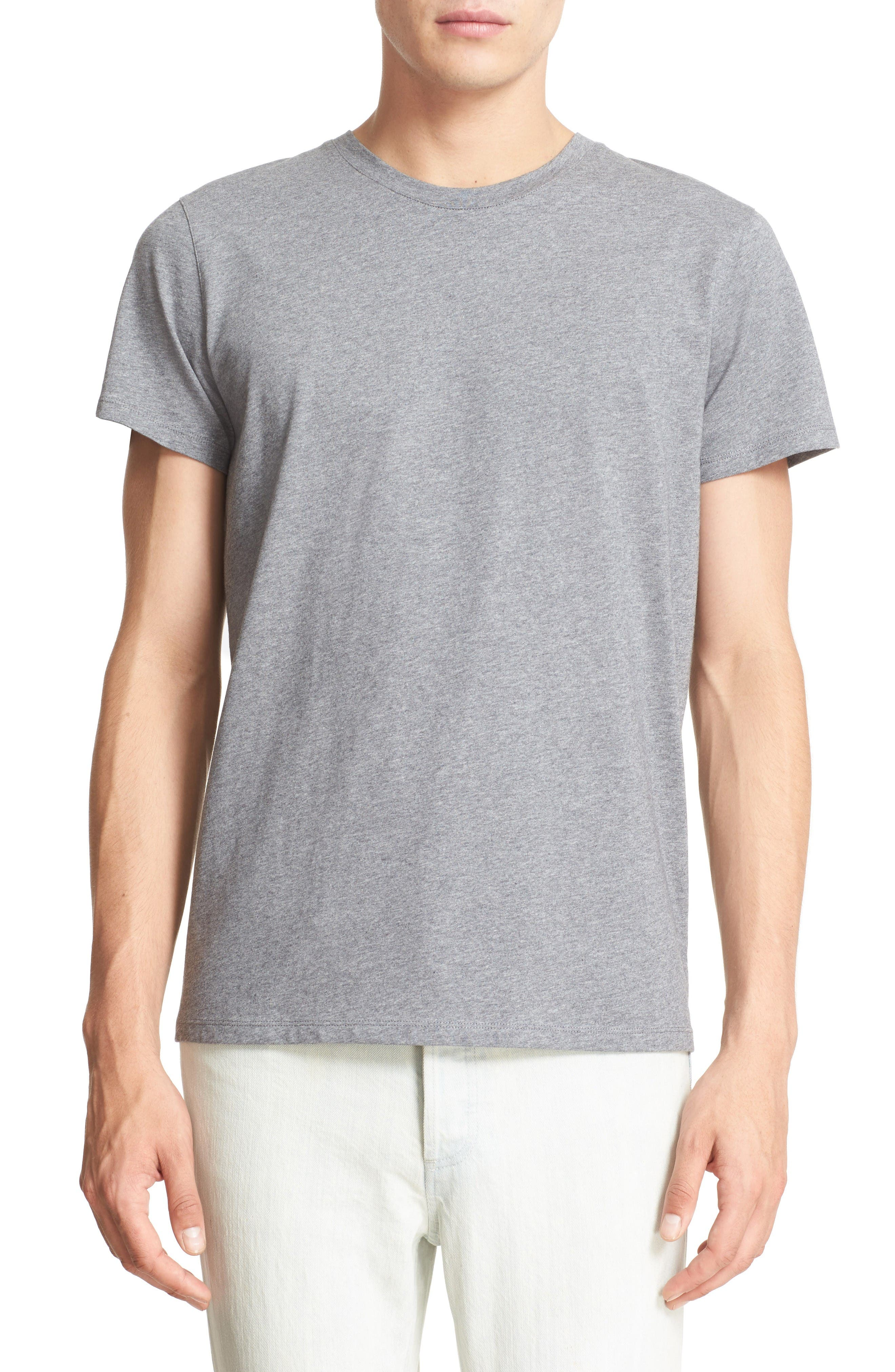 A.P.C. Jimmy Solid Core T-Shirt