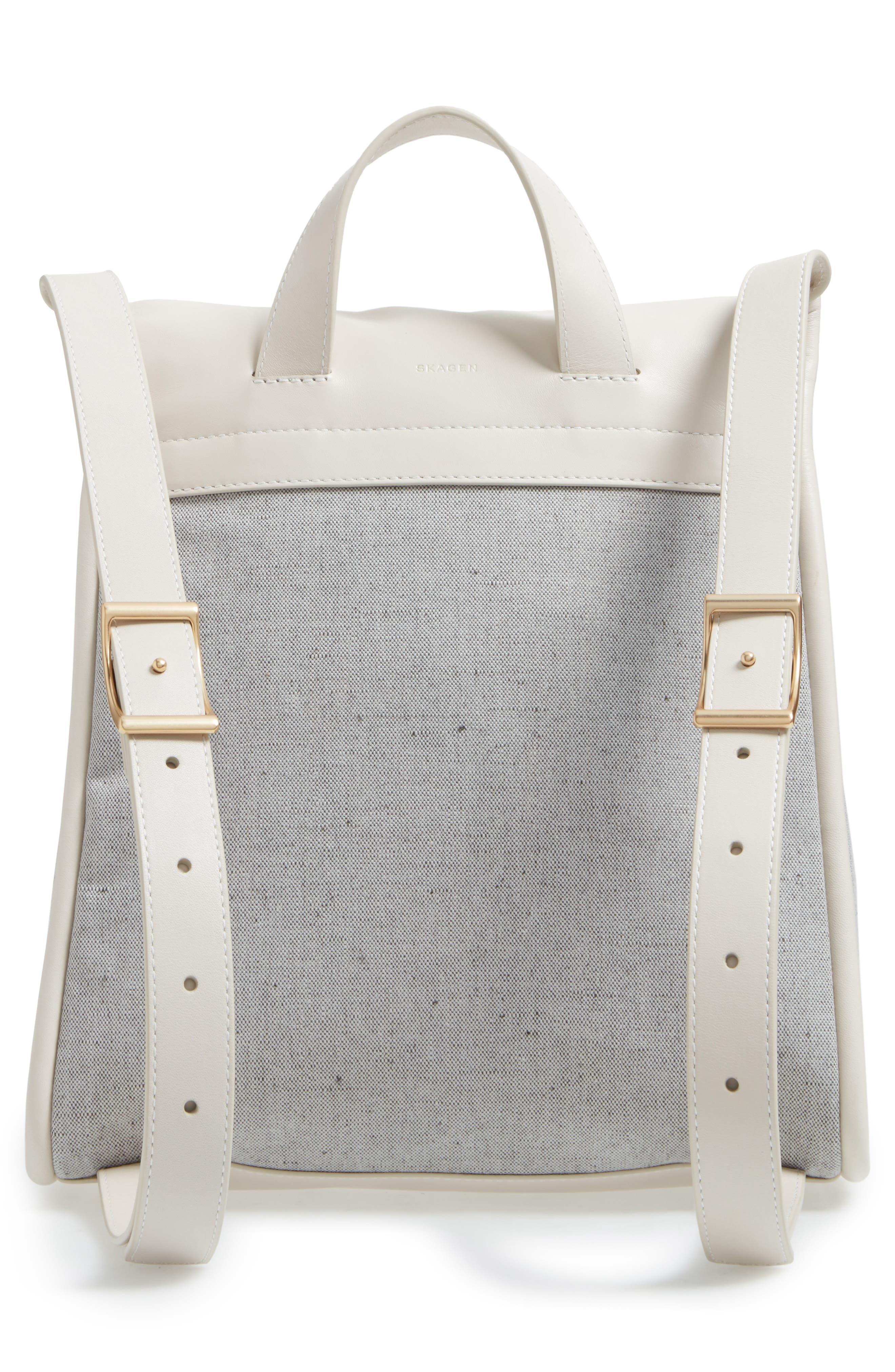 Alternate Image 2  - Skagen Ebba Twill Backpack