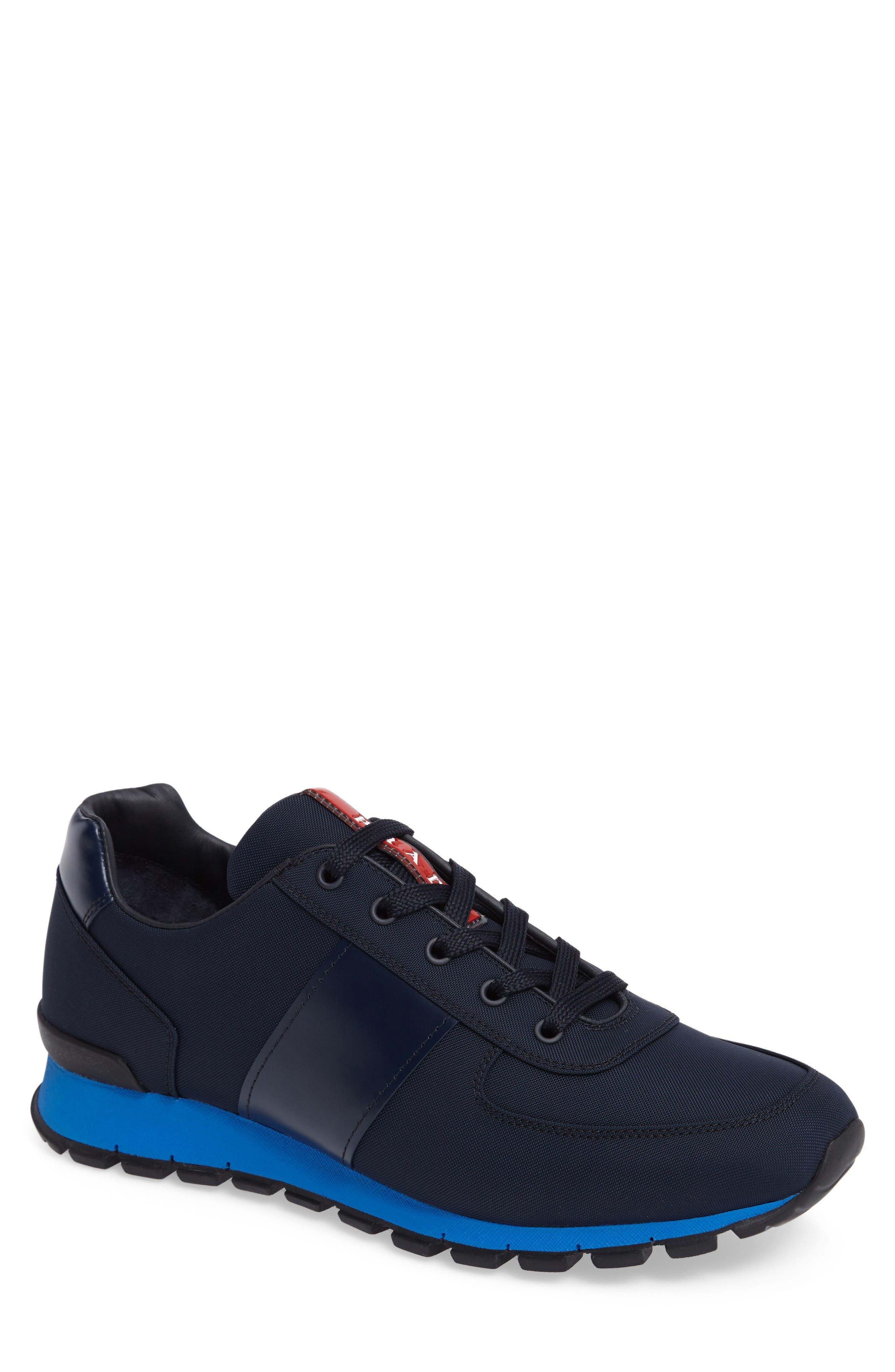 PRADA LINEA ROSSA Runner Sneaker