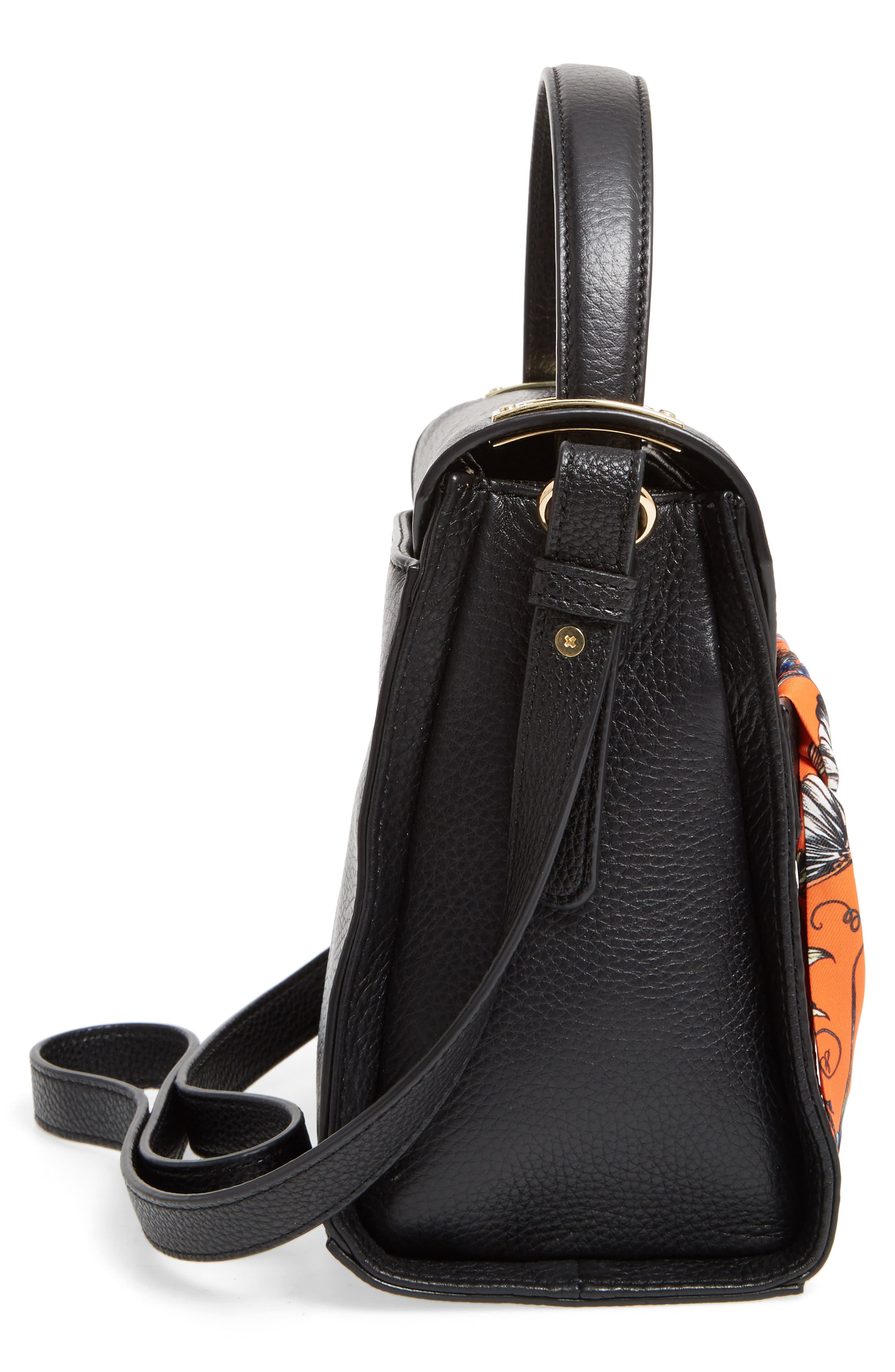 Alternate Image 5  - Sam Edelman Mia Calfskin Top Handle Satchel