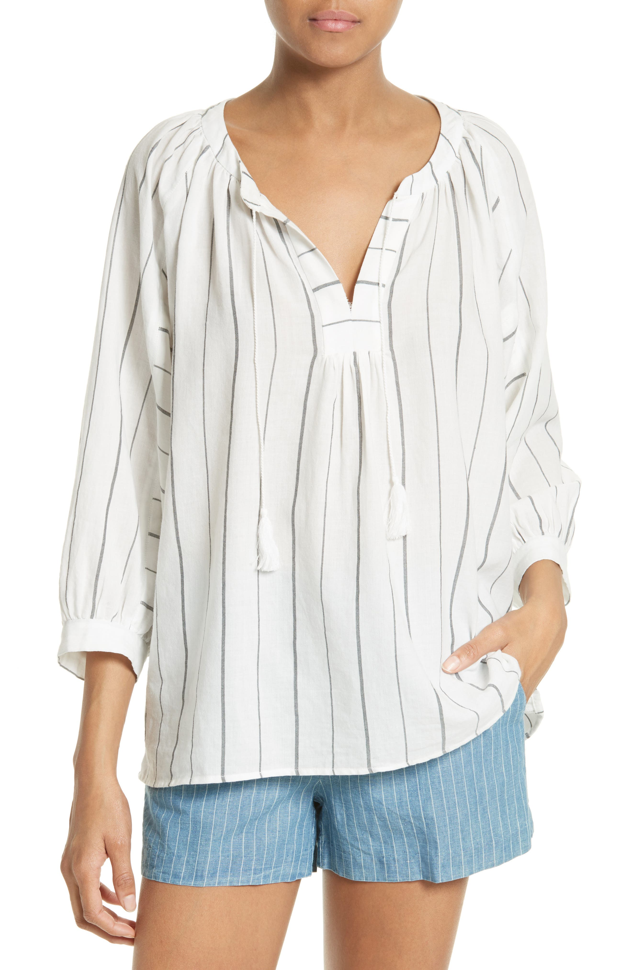 Joie Toluca B Stripe Top