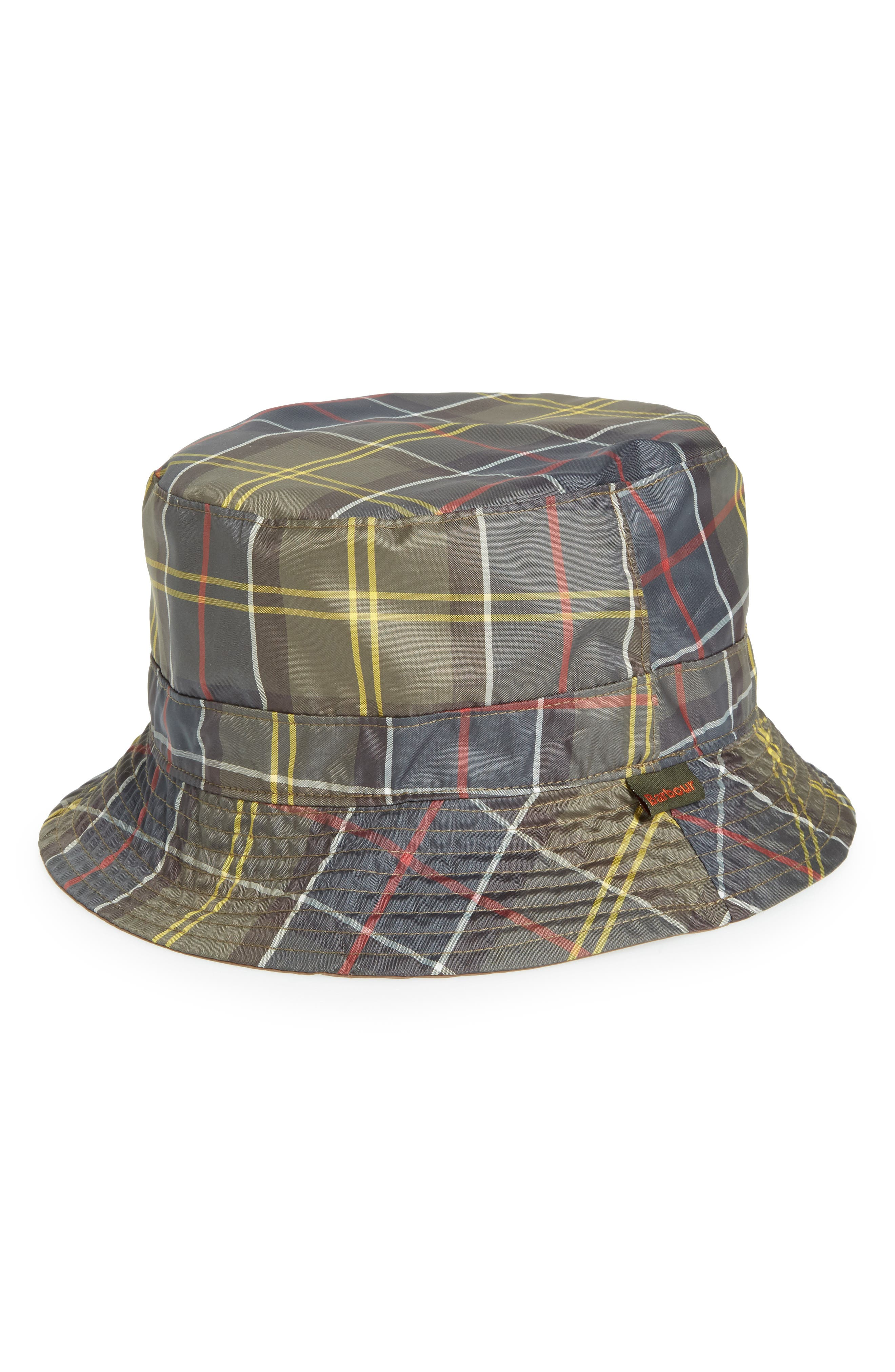 Barbour Reversible Bucket Hat