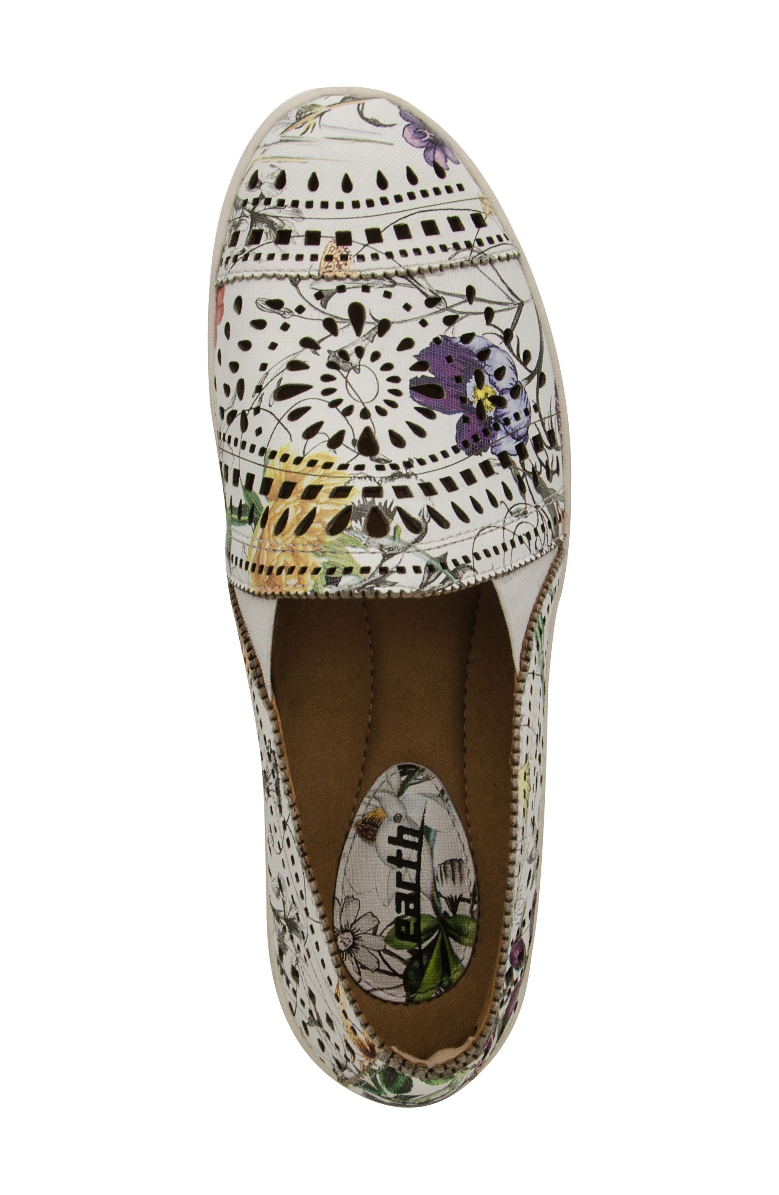 Alternate Image 3  - Earth® 'Tangelo' Slip-On Sneaker (Women)