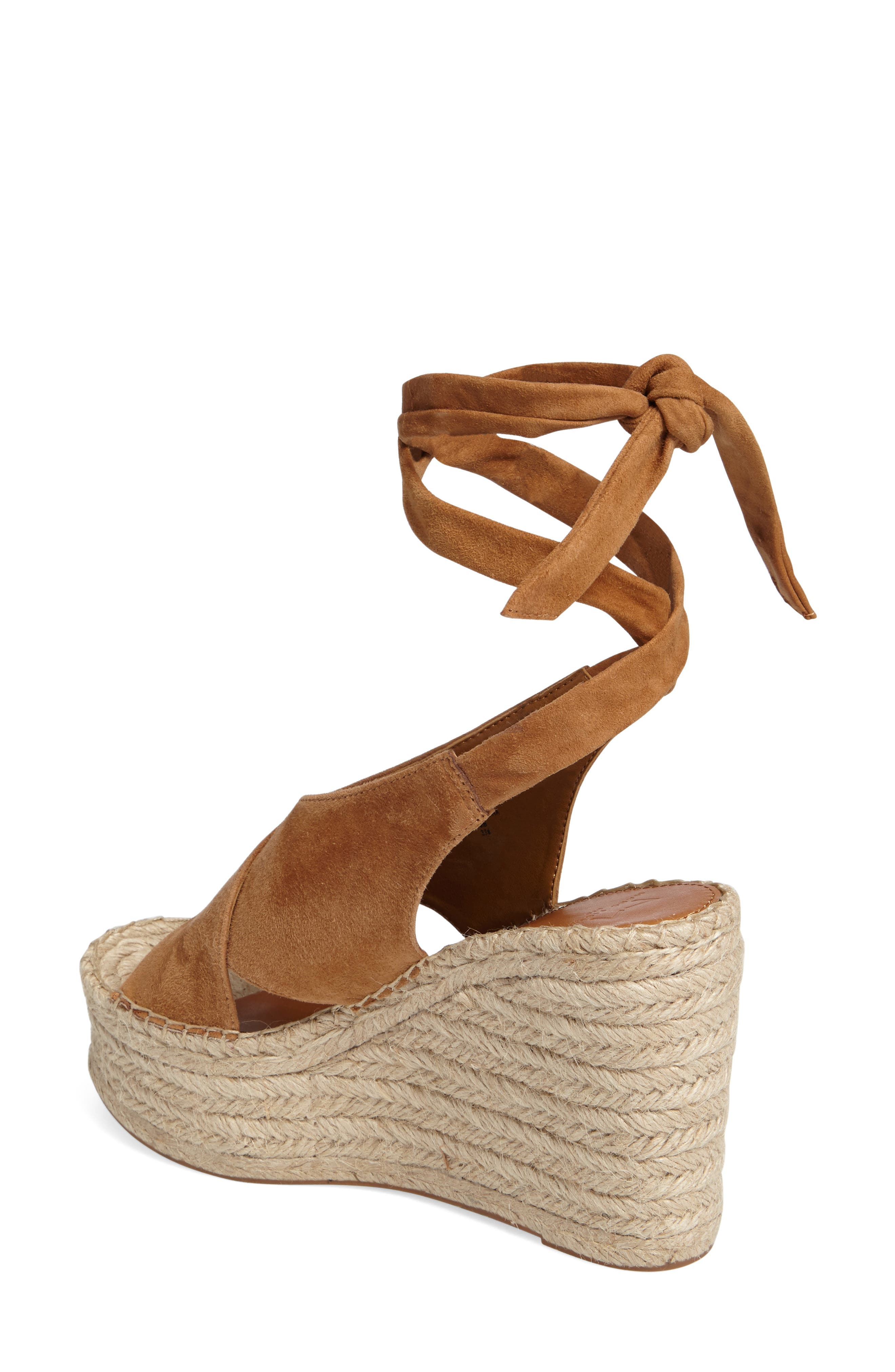 Alternate Image 2  - Marc Fisher LTD Andira Platform Wedge Sandal (Women)