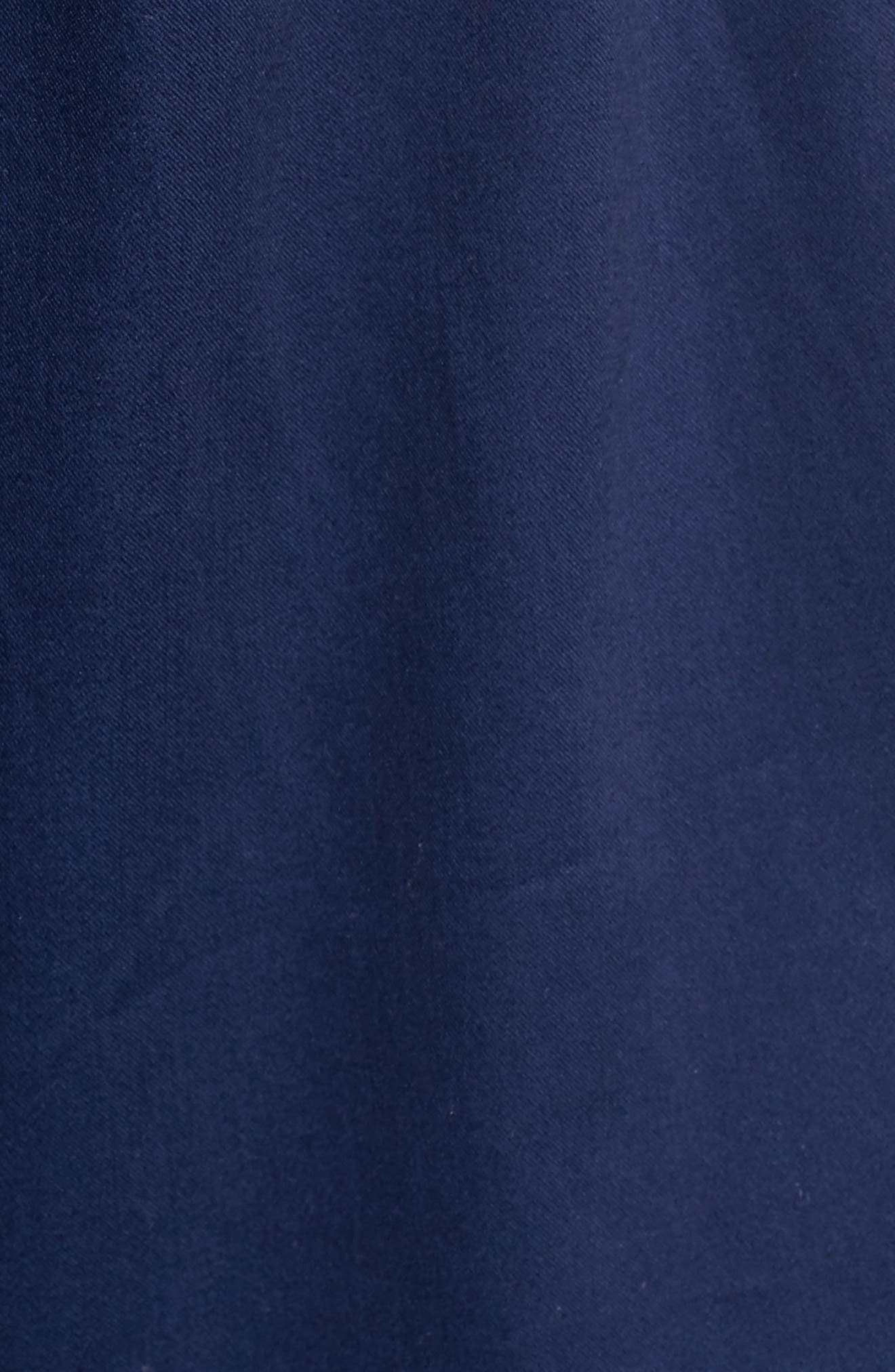 Alternate Image 5  - devlin Thea One-Shoulder Fit & Flare Dress