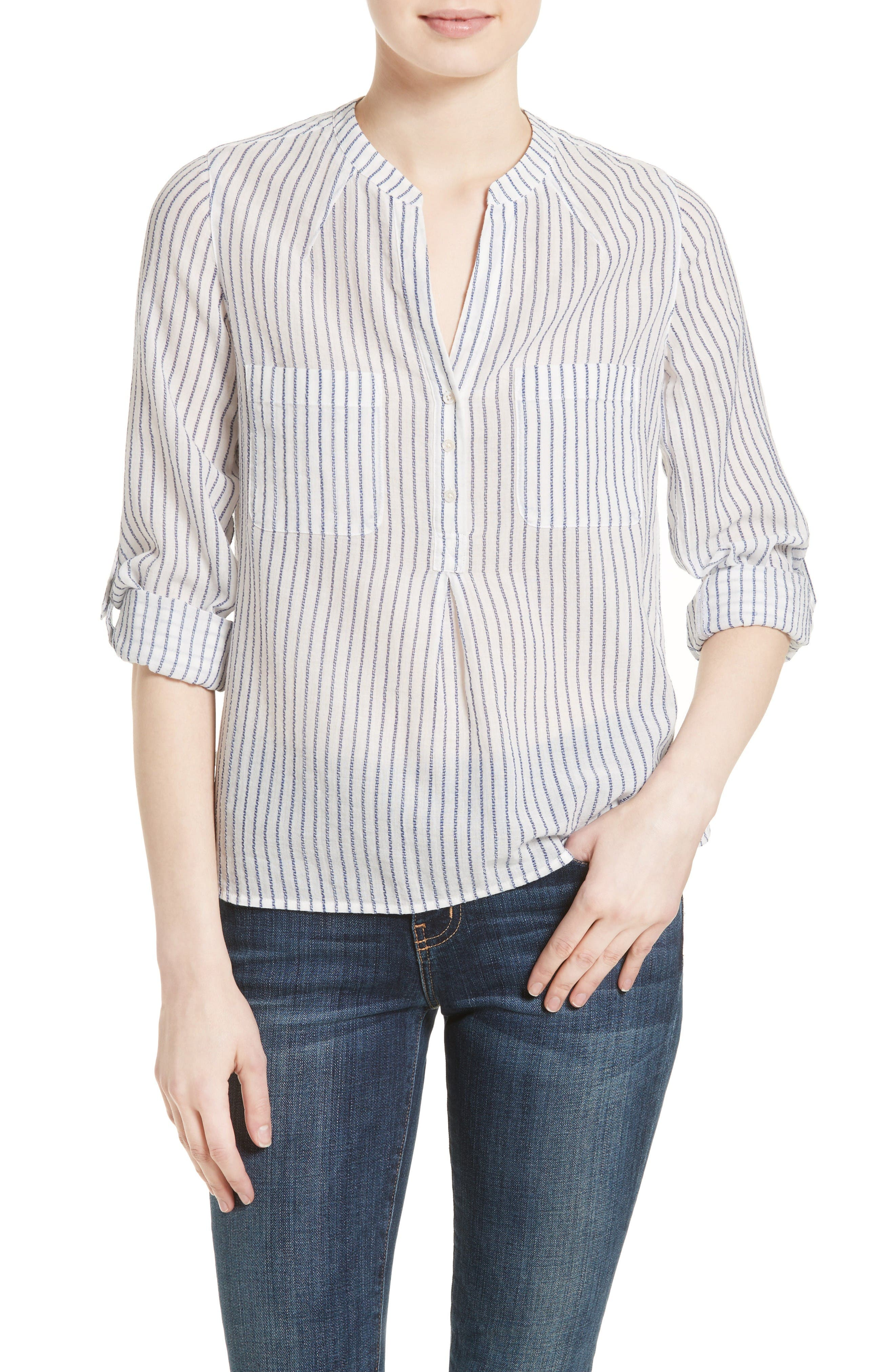 Joie Alona Cotton Popover