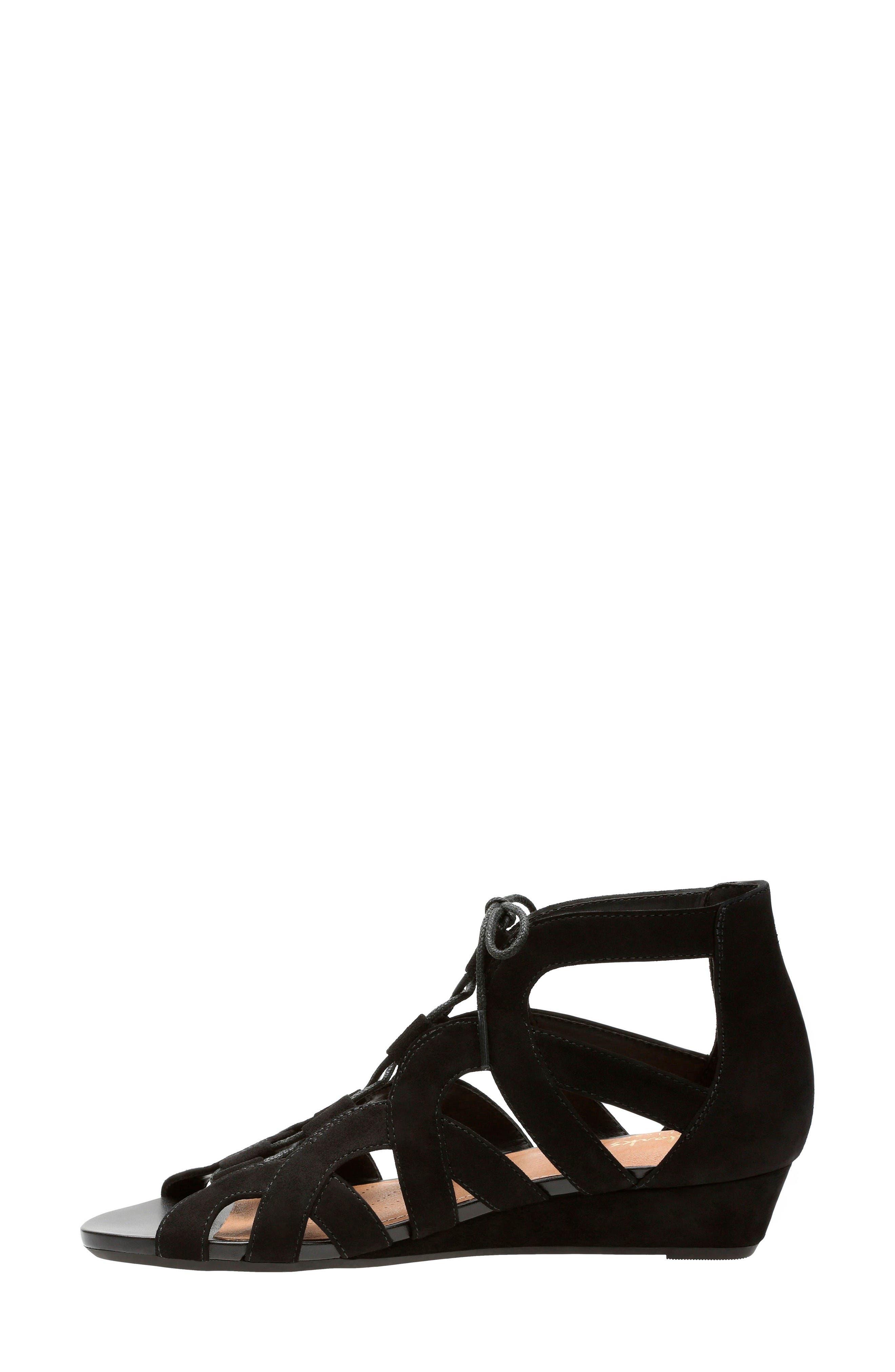 Alternate Image 2  - Clarks® Parram Lux Sandal (Women)
