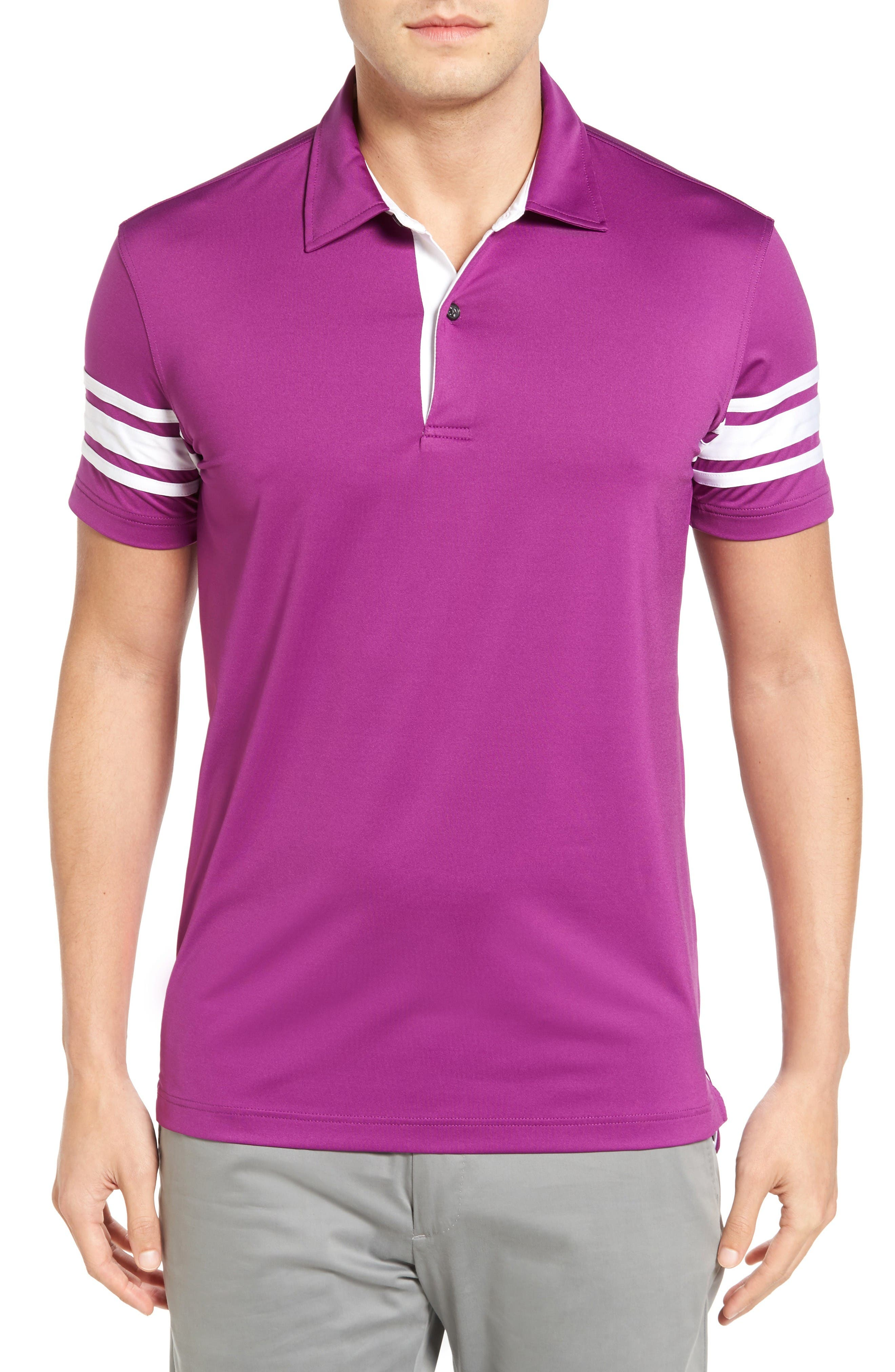Bobby Jones Liberty Tech Golf Polo