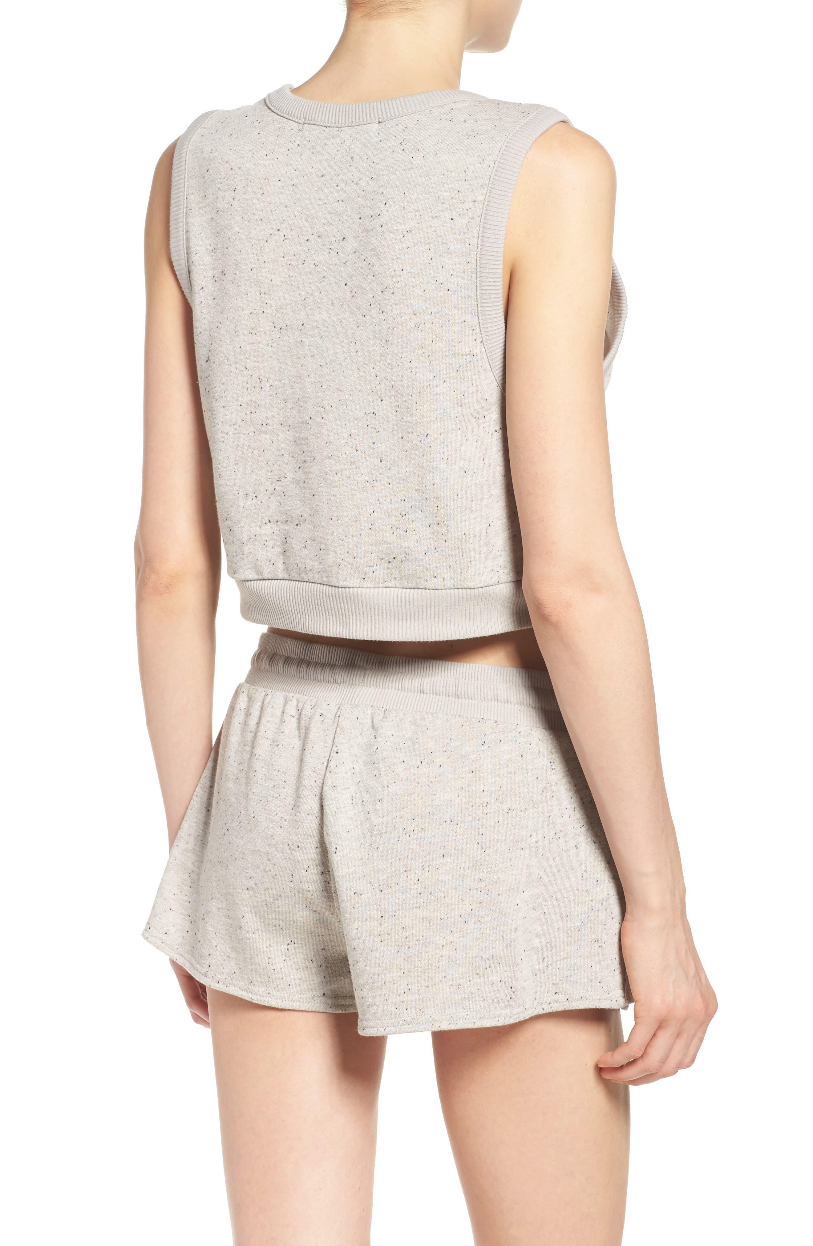 Alternate Image 2  - Retrospective Co. Terry Short Pajamas