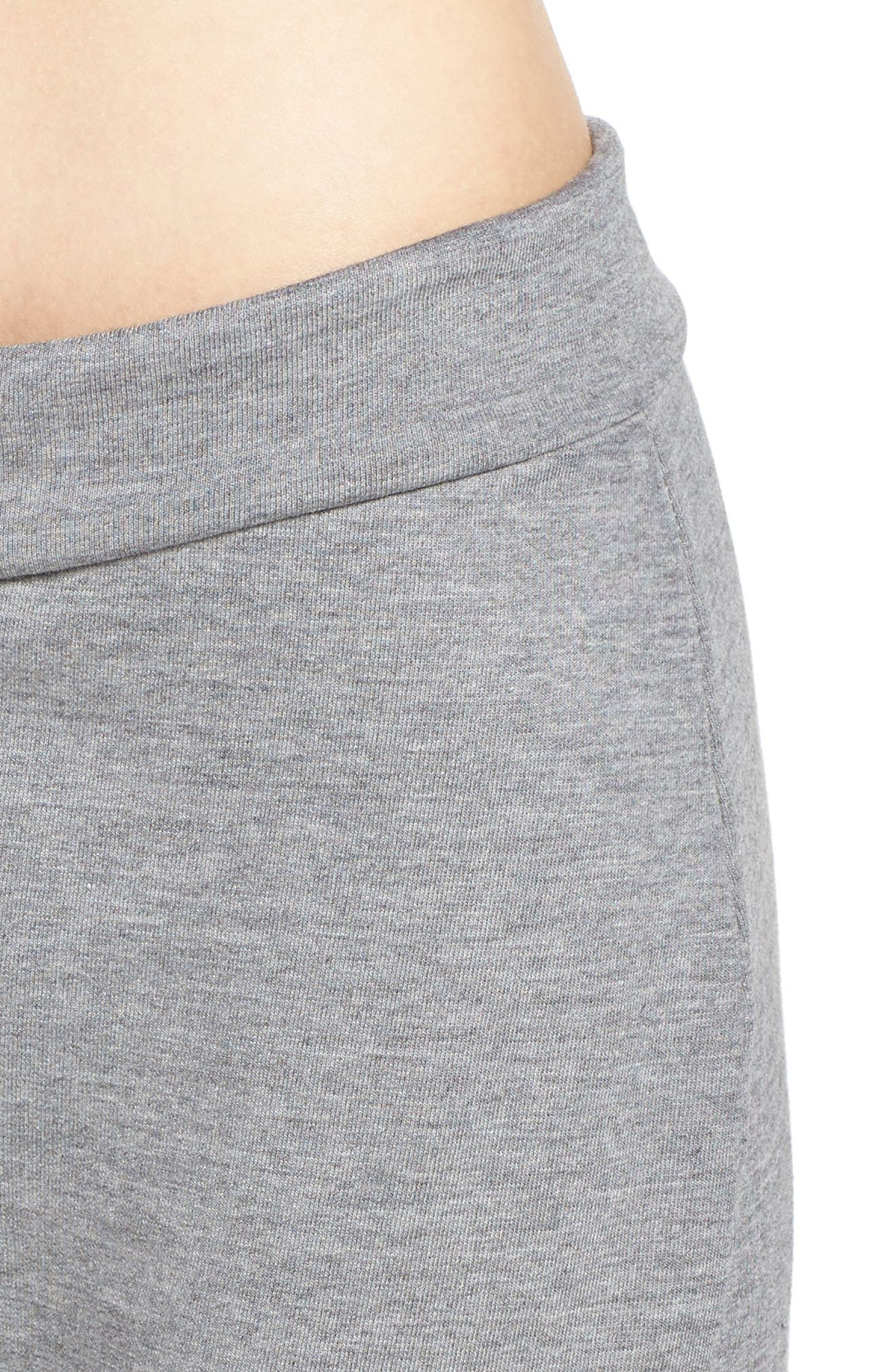 Alternate Image 4  - Honeydew Intimates French Terry Lounge Pants (Nordstrom Exclusive)
