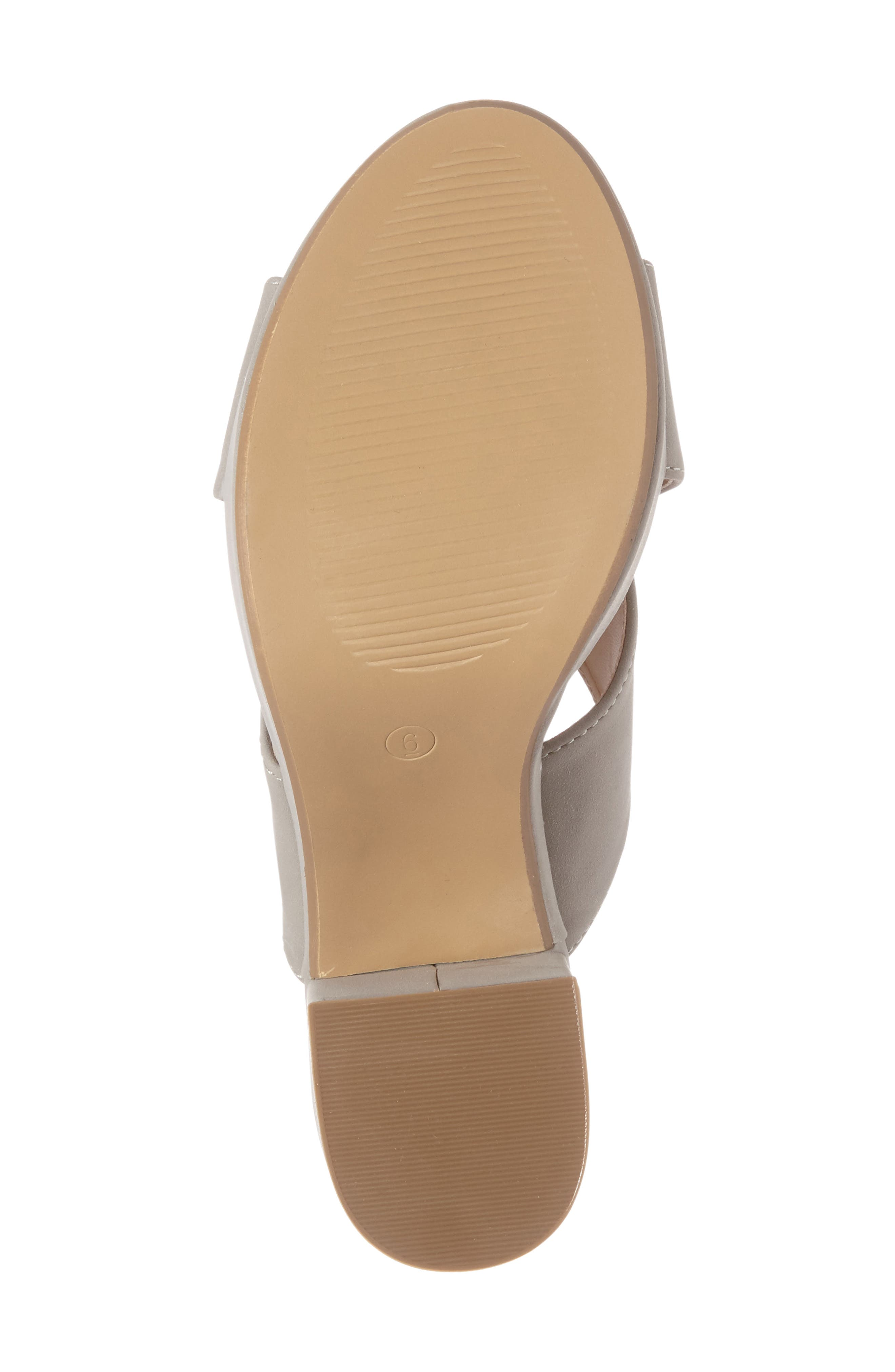 Alternate Image 4  - Callisto Brees Block Heel Slide (Women)