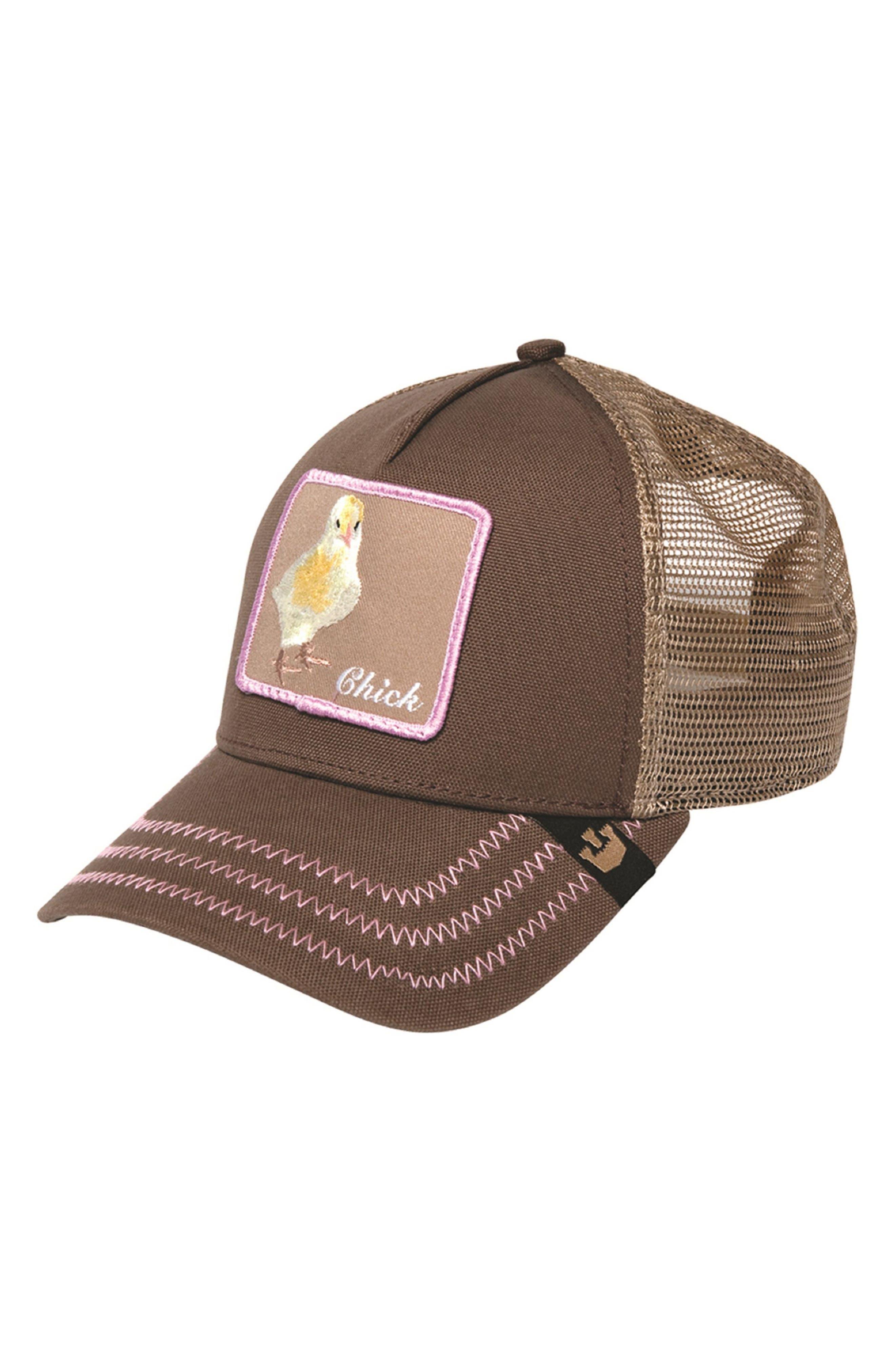 GOORIN BROTHERS Chicky Boom Trucker Hat