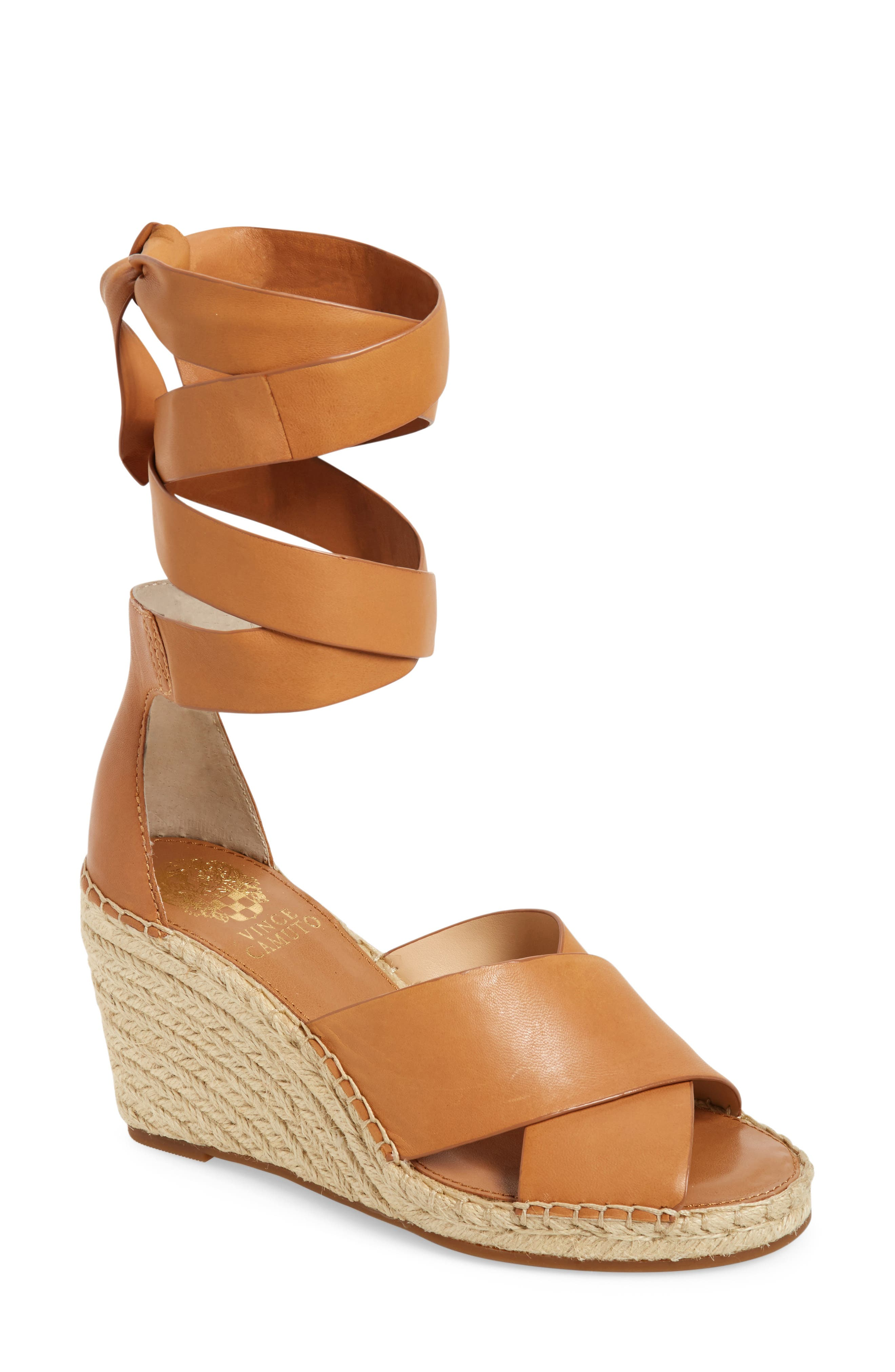 Vince Camuto Leddy Wedge Sandal (Women)