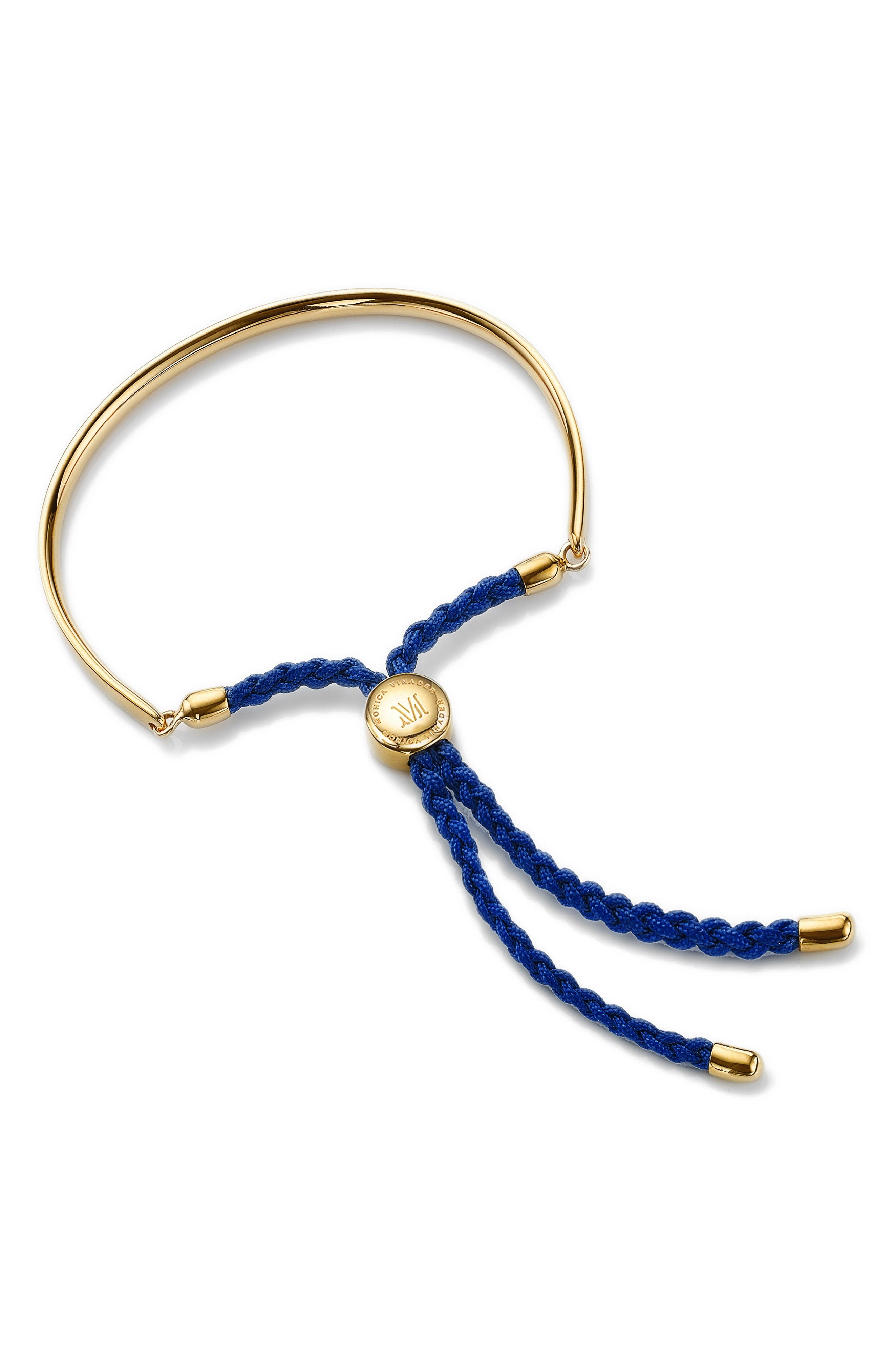 Main Image - Monica Vinader 'Fiji' Friendship Bracelet