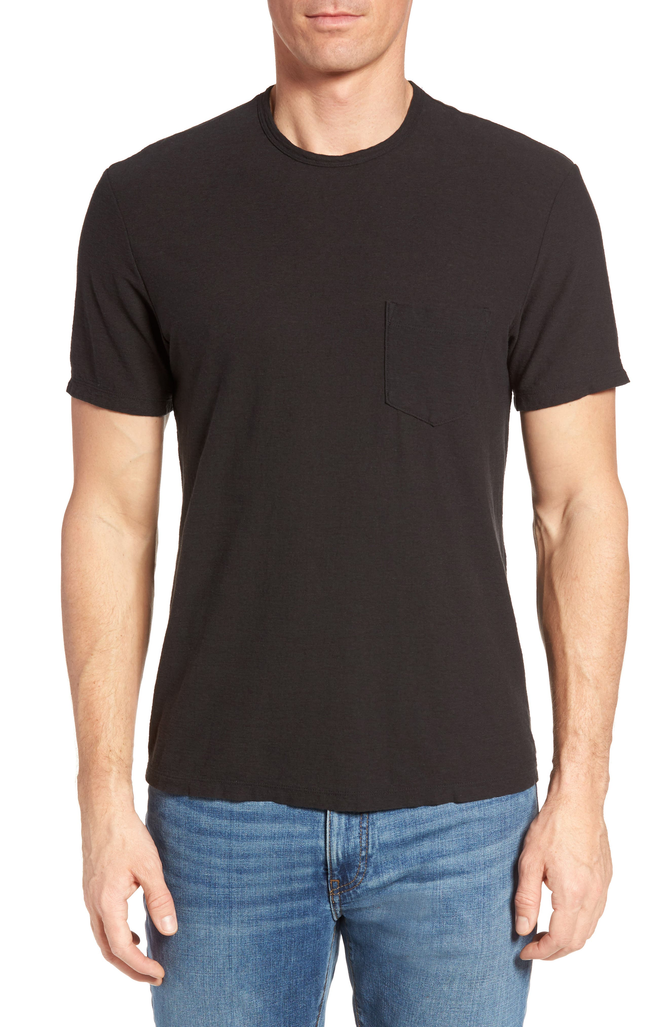James Perse Back Graphic T-Shirt