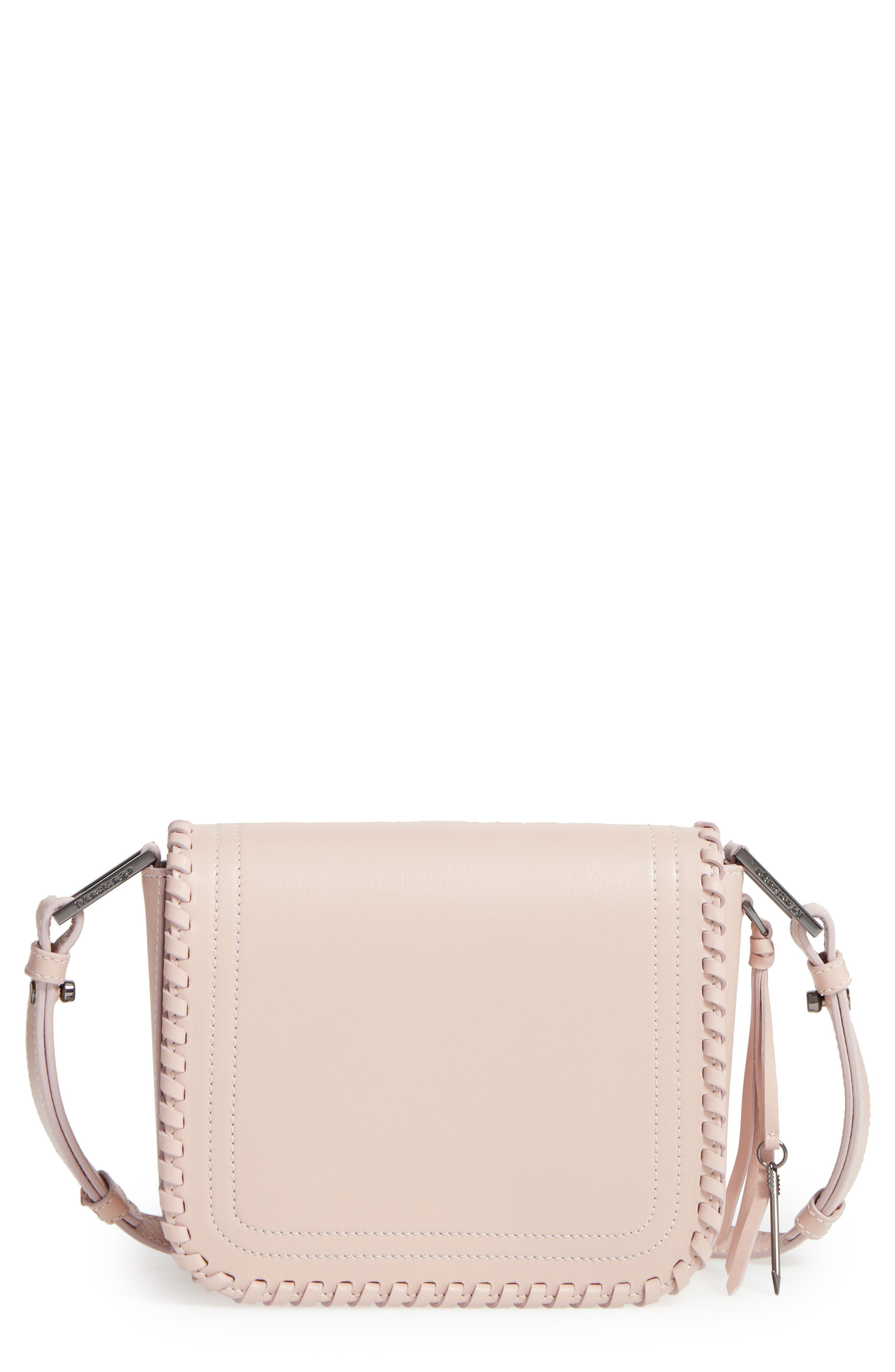 Mackage Nova Leather Crossbody Bag