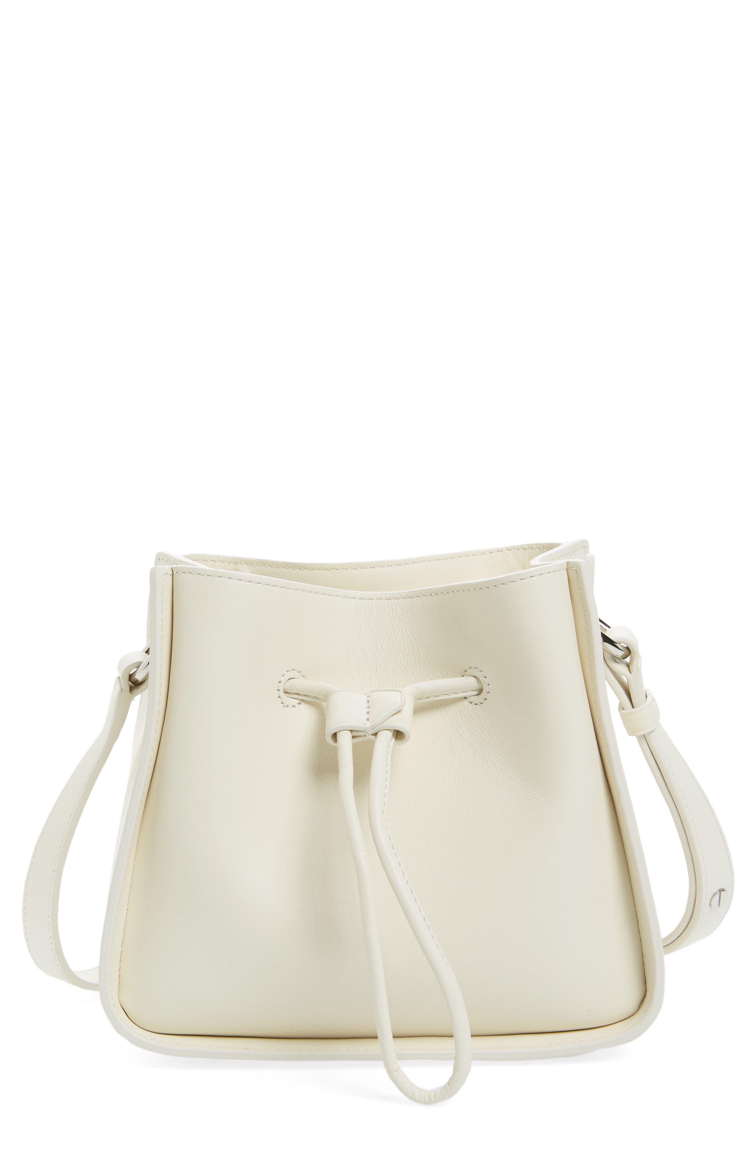 Alternate Image 1 Selected - 3.1 Phillip Lim Mini Soleil Leather Bucket Bag