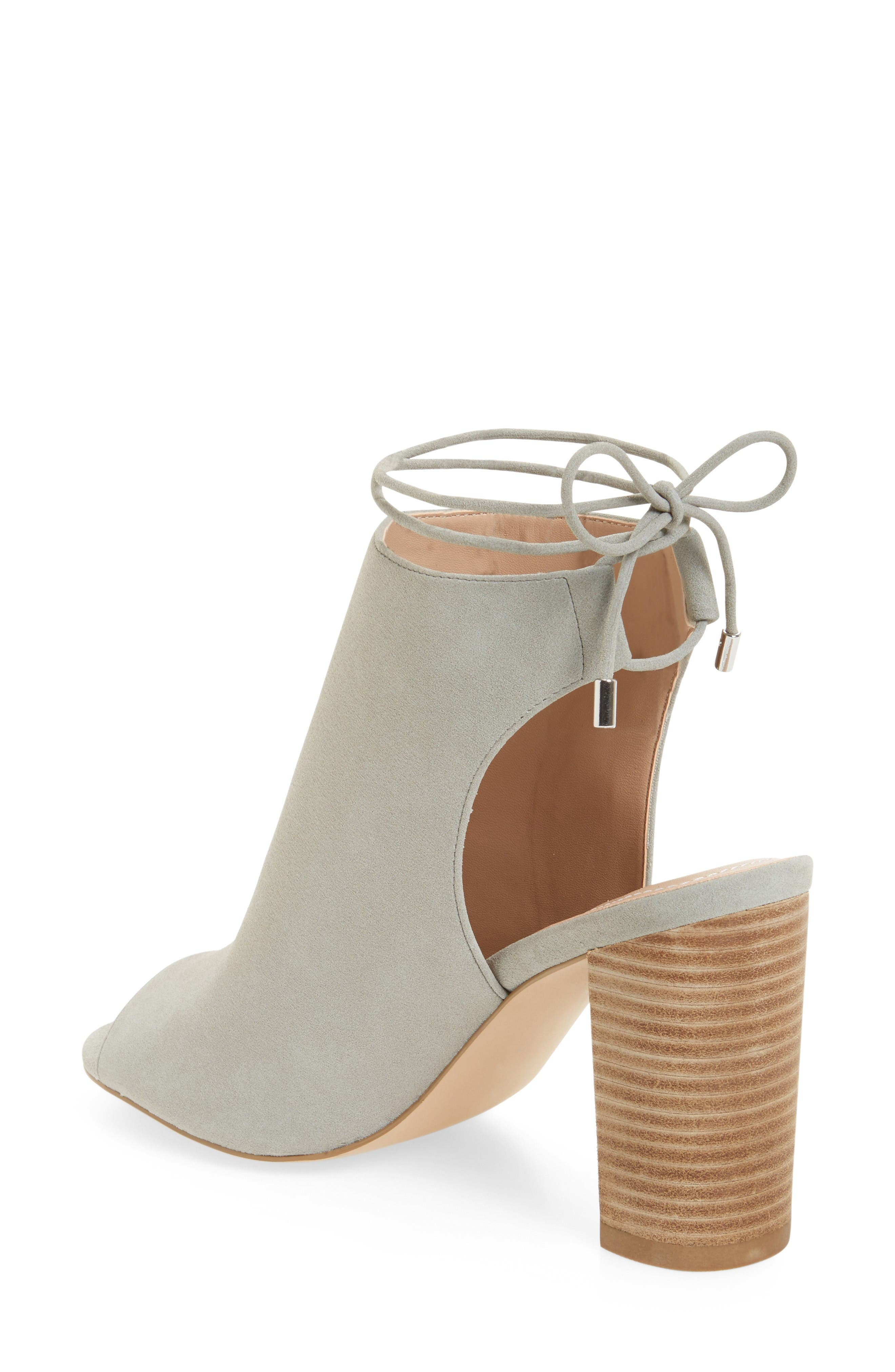 Alternate Image 2  - Charles by Charles David Elista Ankle Wrap Sandal (Women)
