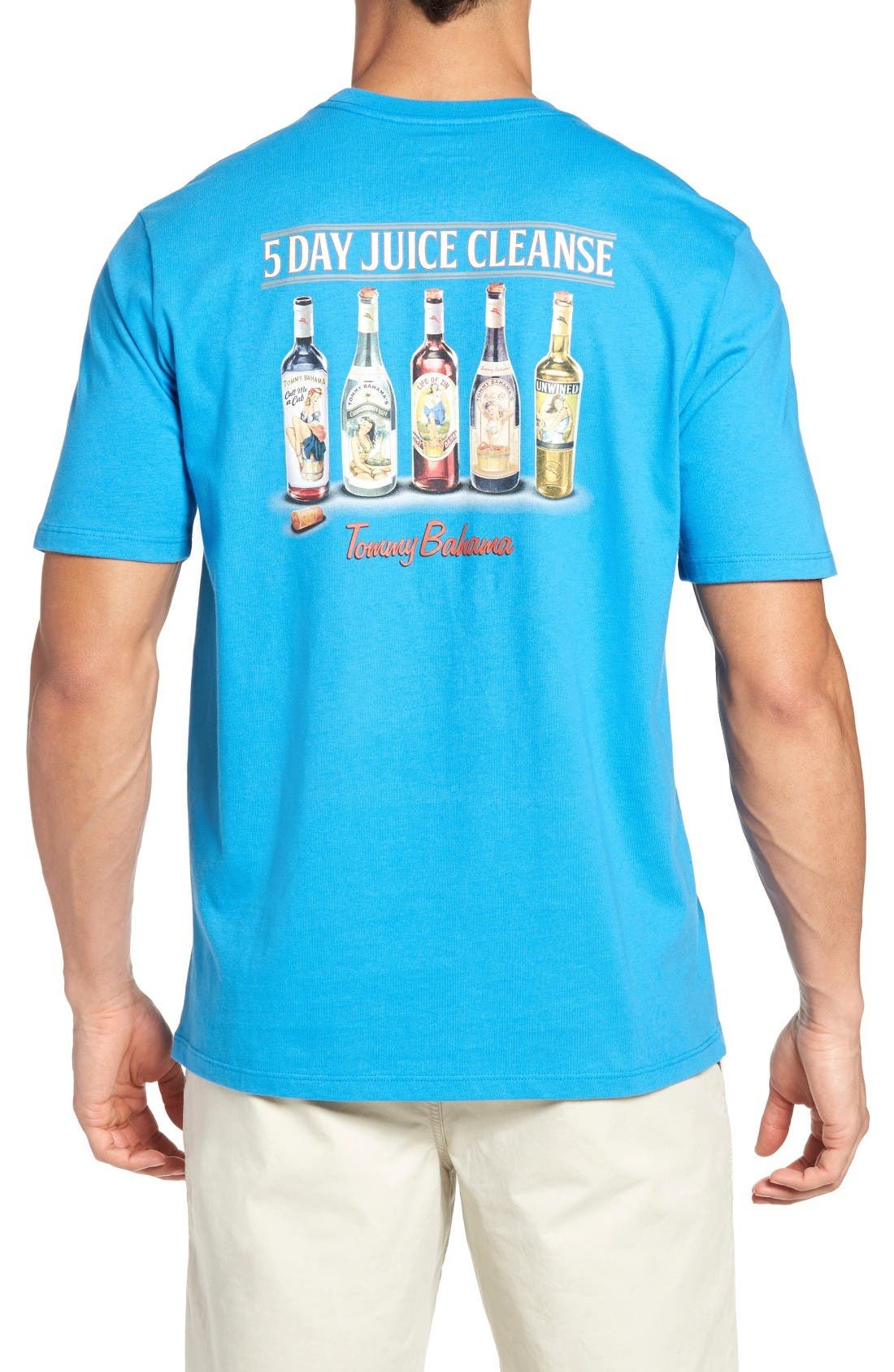 Tommy Bahama Juice Cleanse Original Fit Graphic T-Shirt