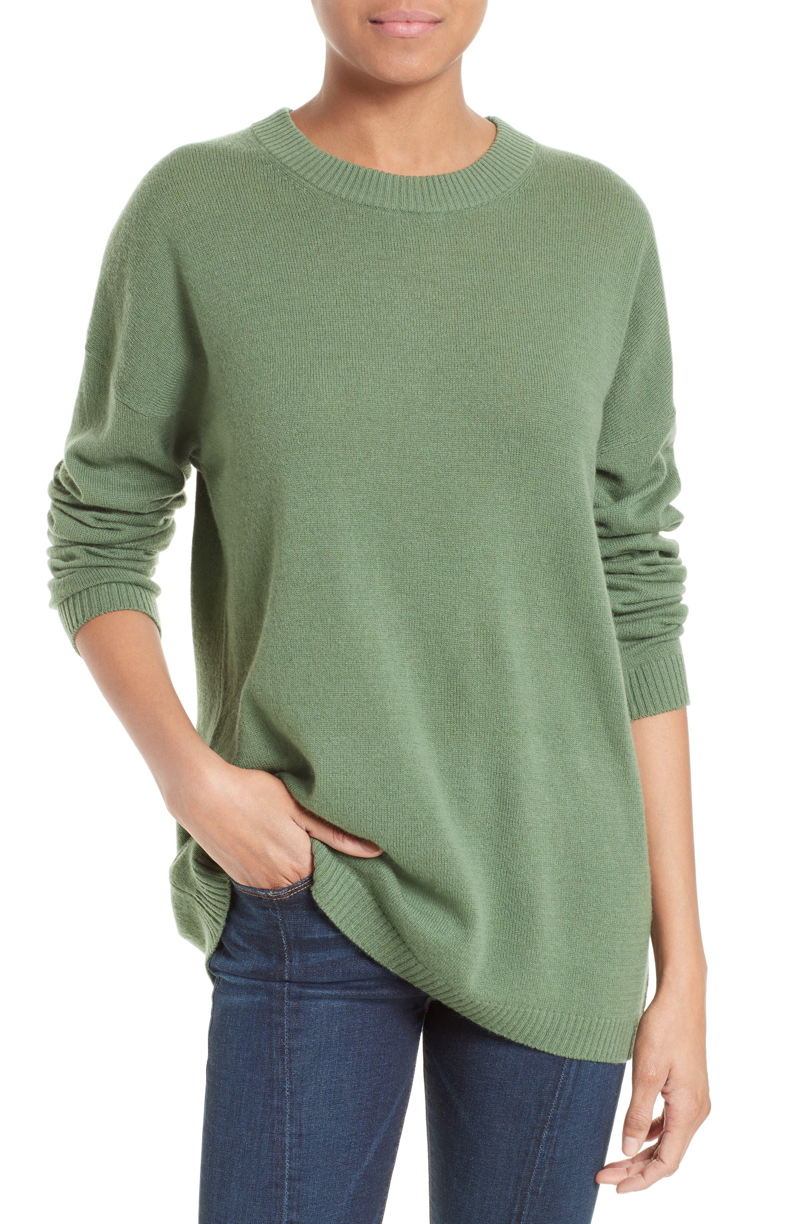 Equipment Bryce Oversize Cashmere Sweater