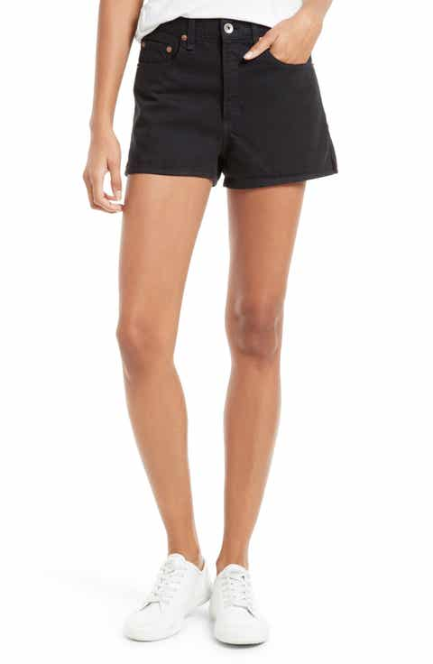 high waisted shorts | Nordstrom
