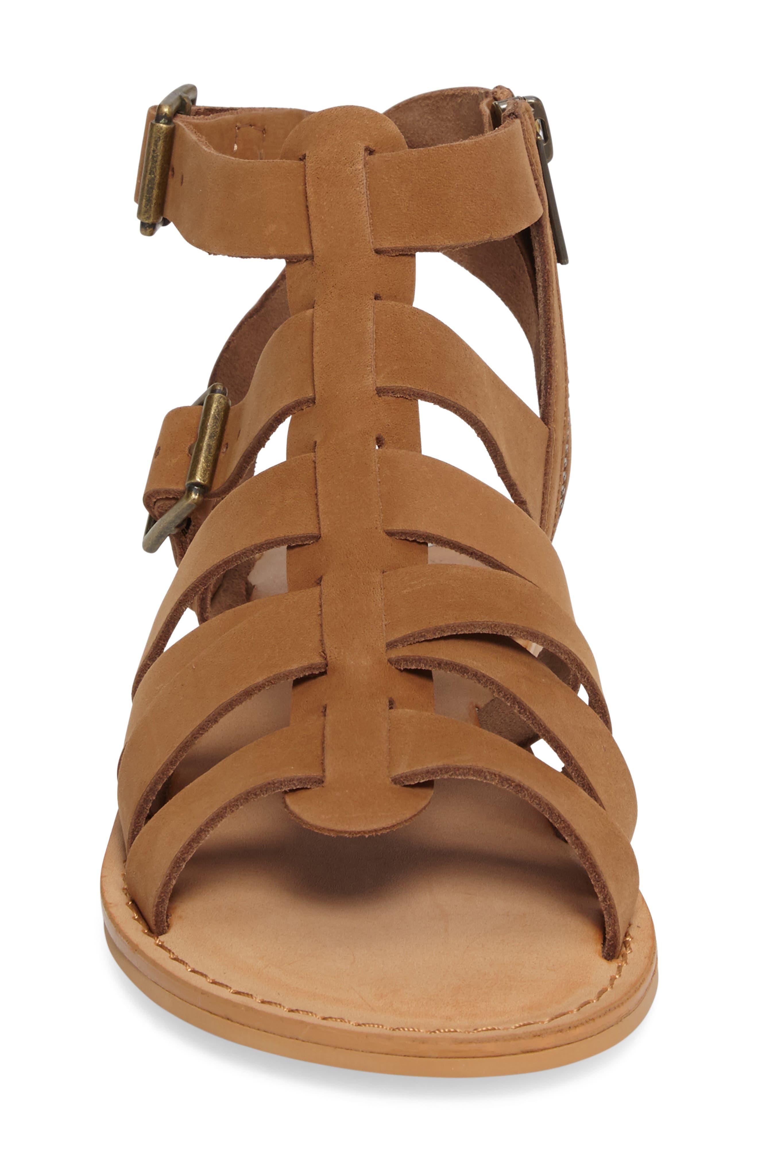 Alternate Image 4  - BP. Britt Gladiator Sandal (Women)