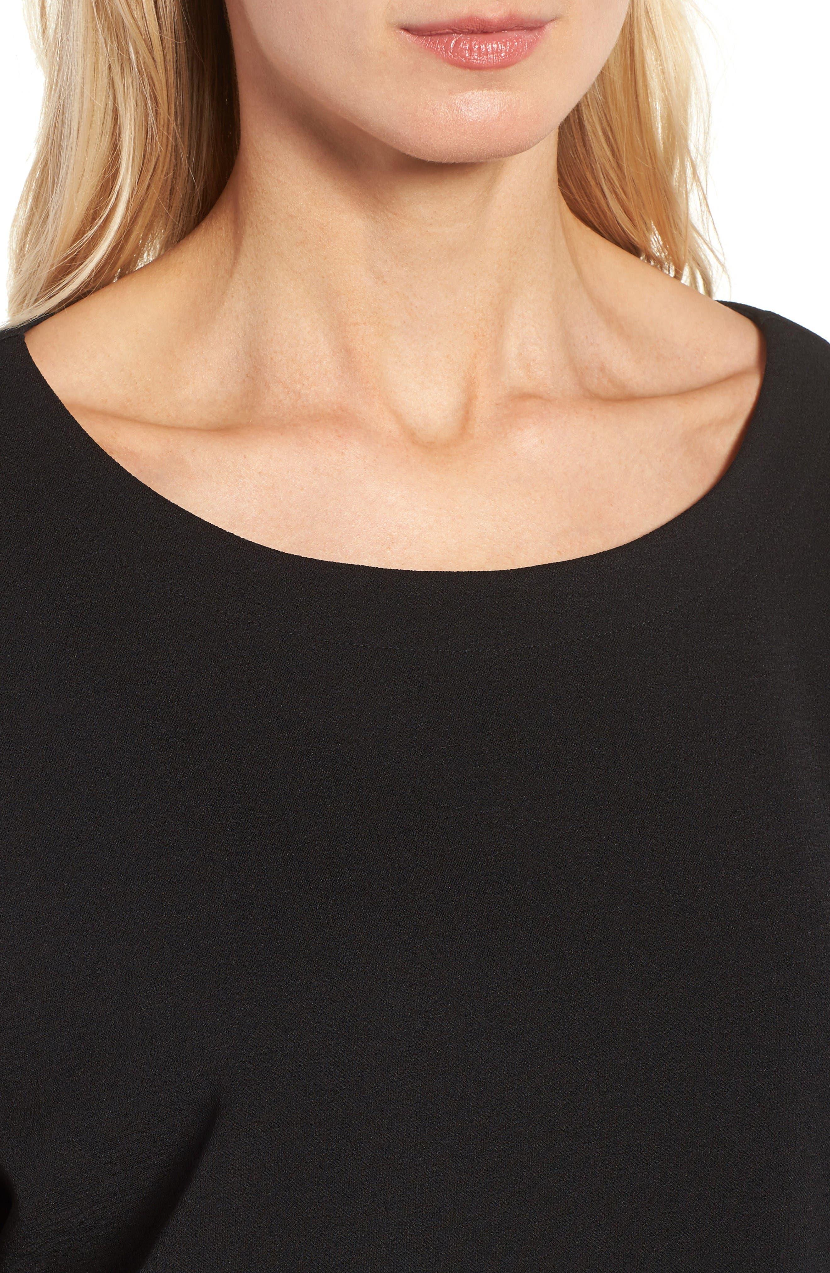 Alternate Image 4  - Halogen® Oversized Bell Sleeve Top