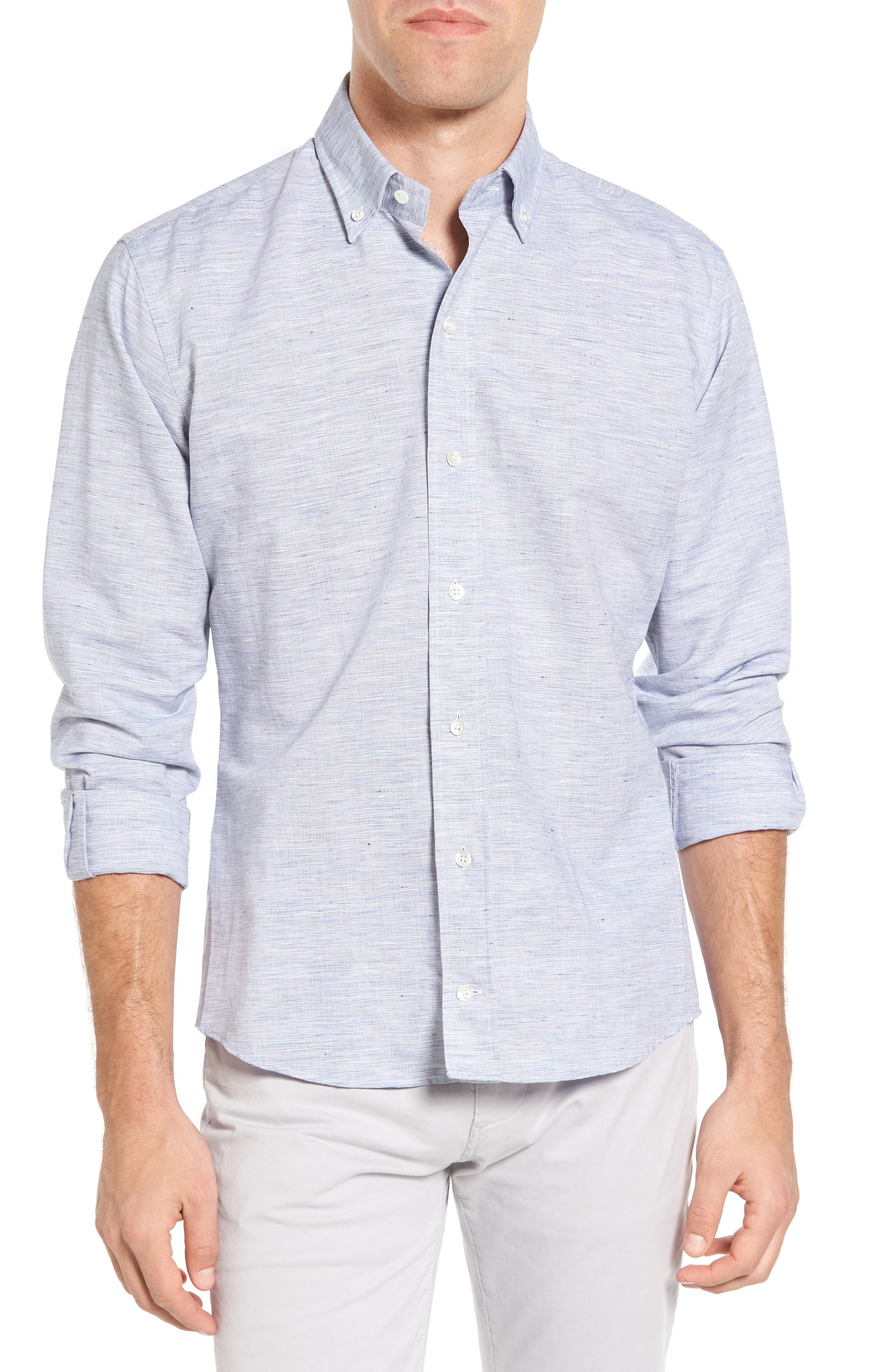 Ledbury Slim Fit Sport Shirt