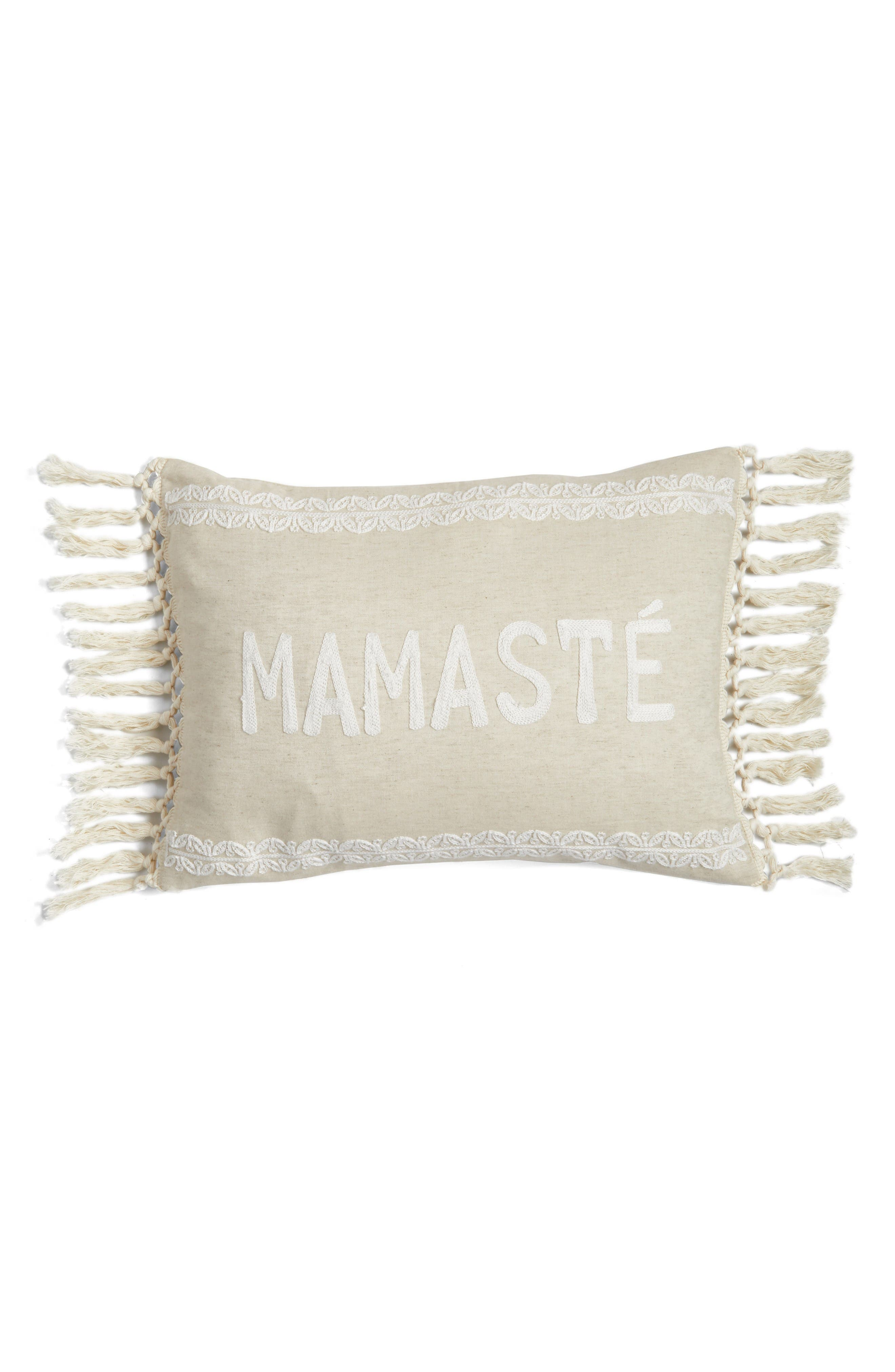 Alternate Image 1 Selected - Levtex Mamaste Accent Pillow